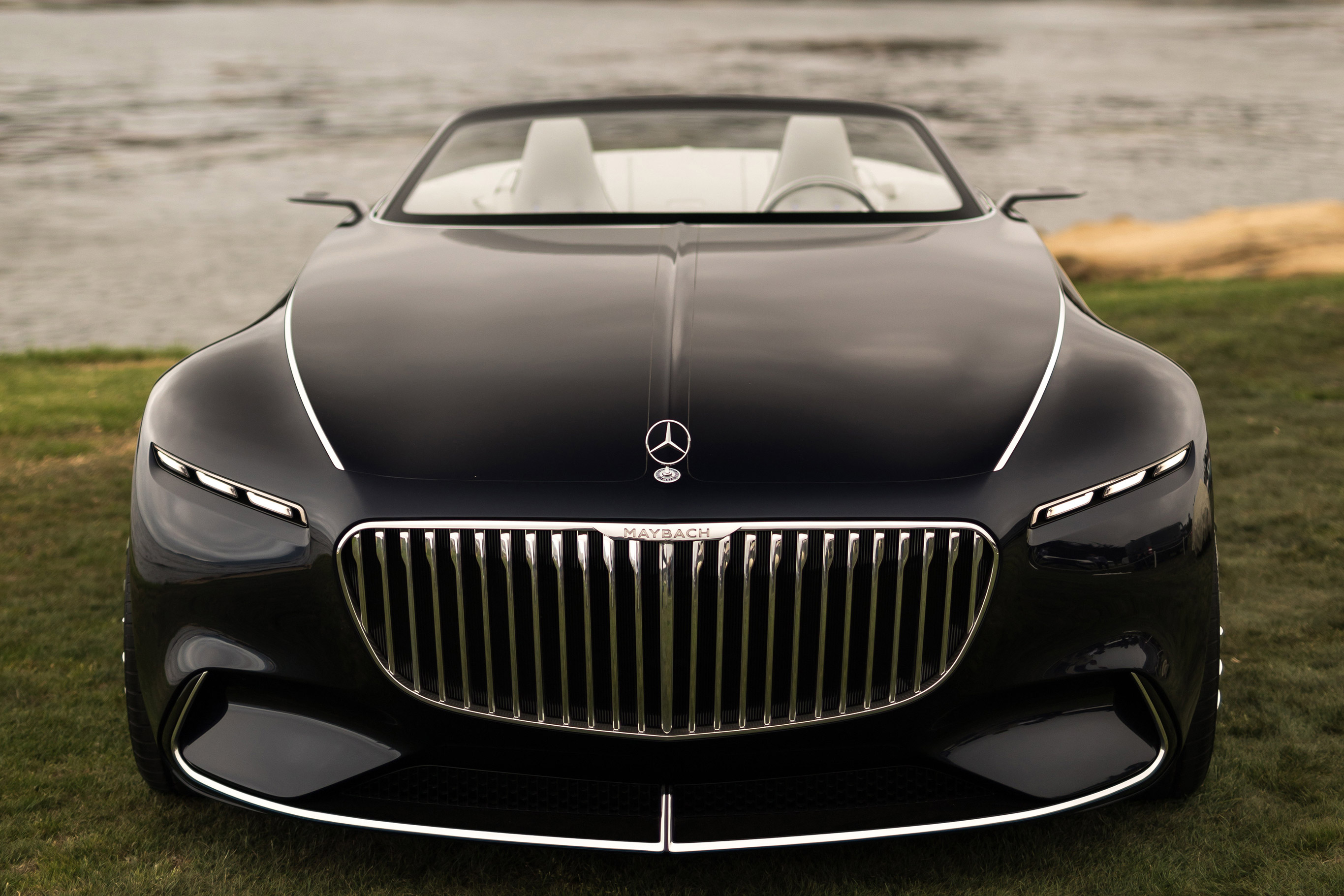 Vision Mercedes Maybach 6 Cabriolet 2017, HD Cars, 4k Wallpapers ...