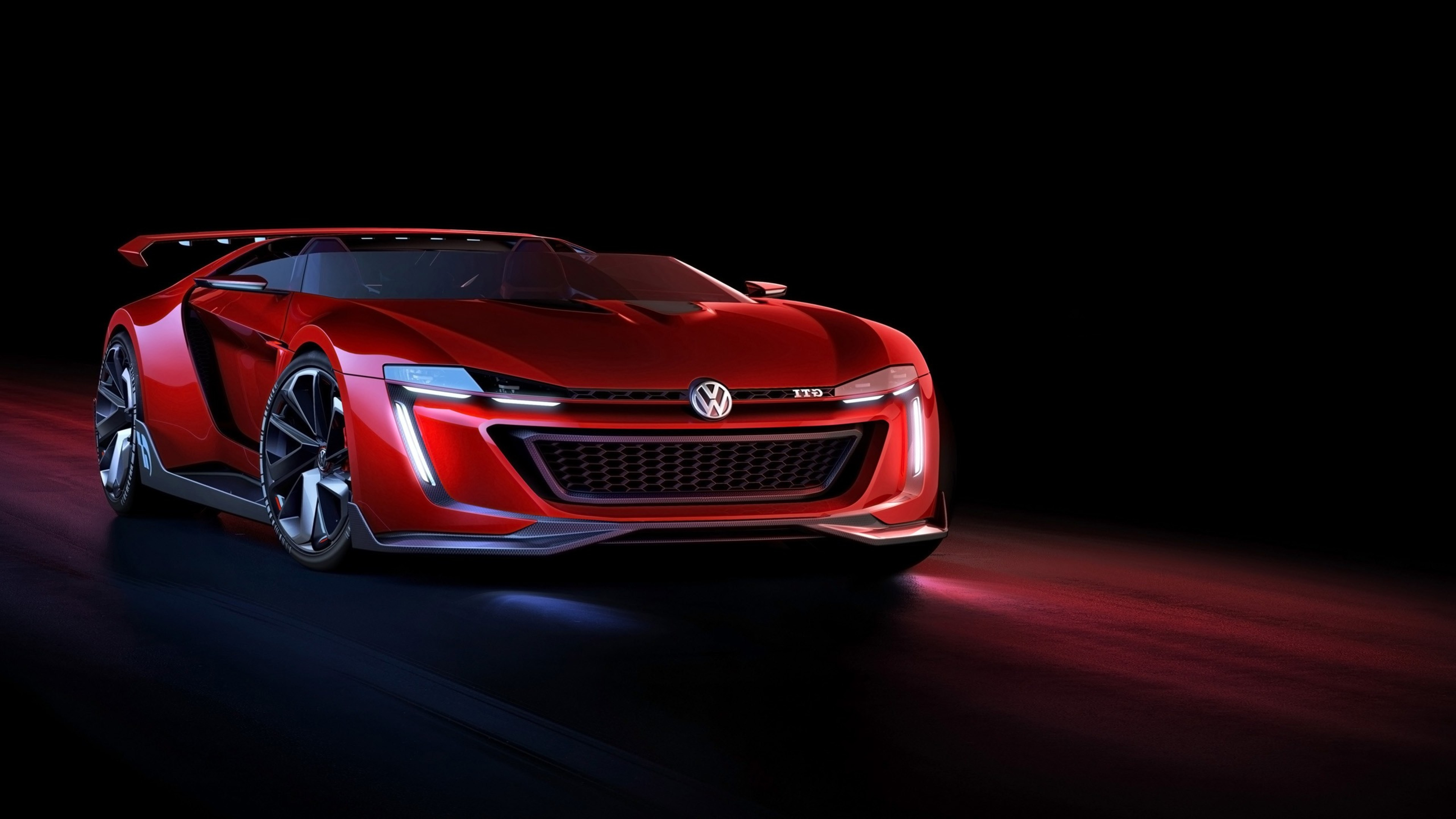 volkswagen gti roadster, hd cars, 4k wallpapers, images, backgrounds