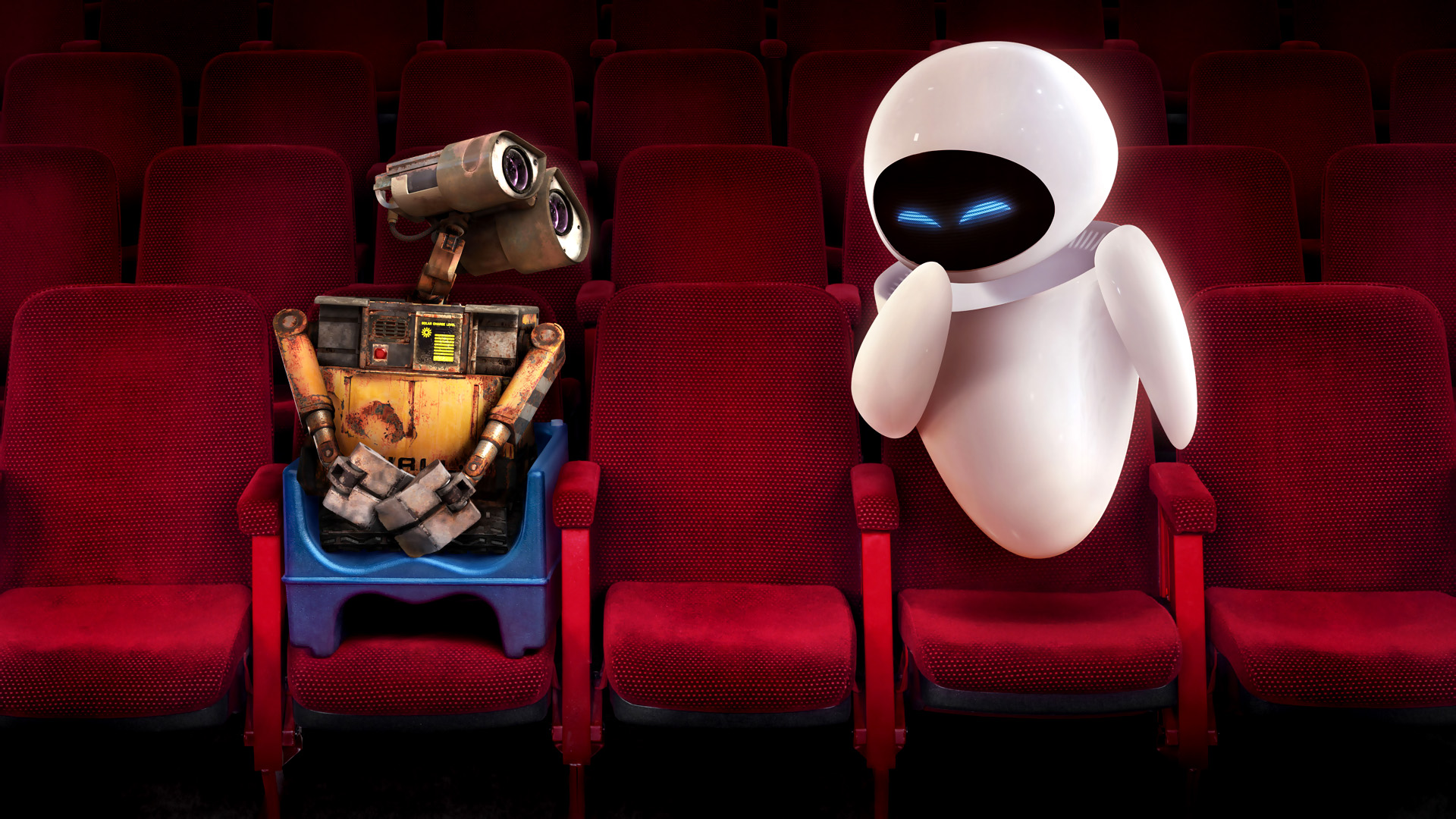 wall e romance, hd movies, 4k wallpapers, images, backgrounds