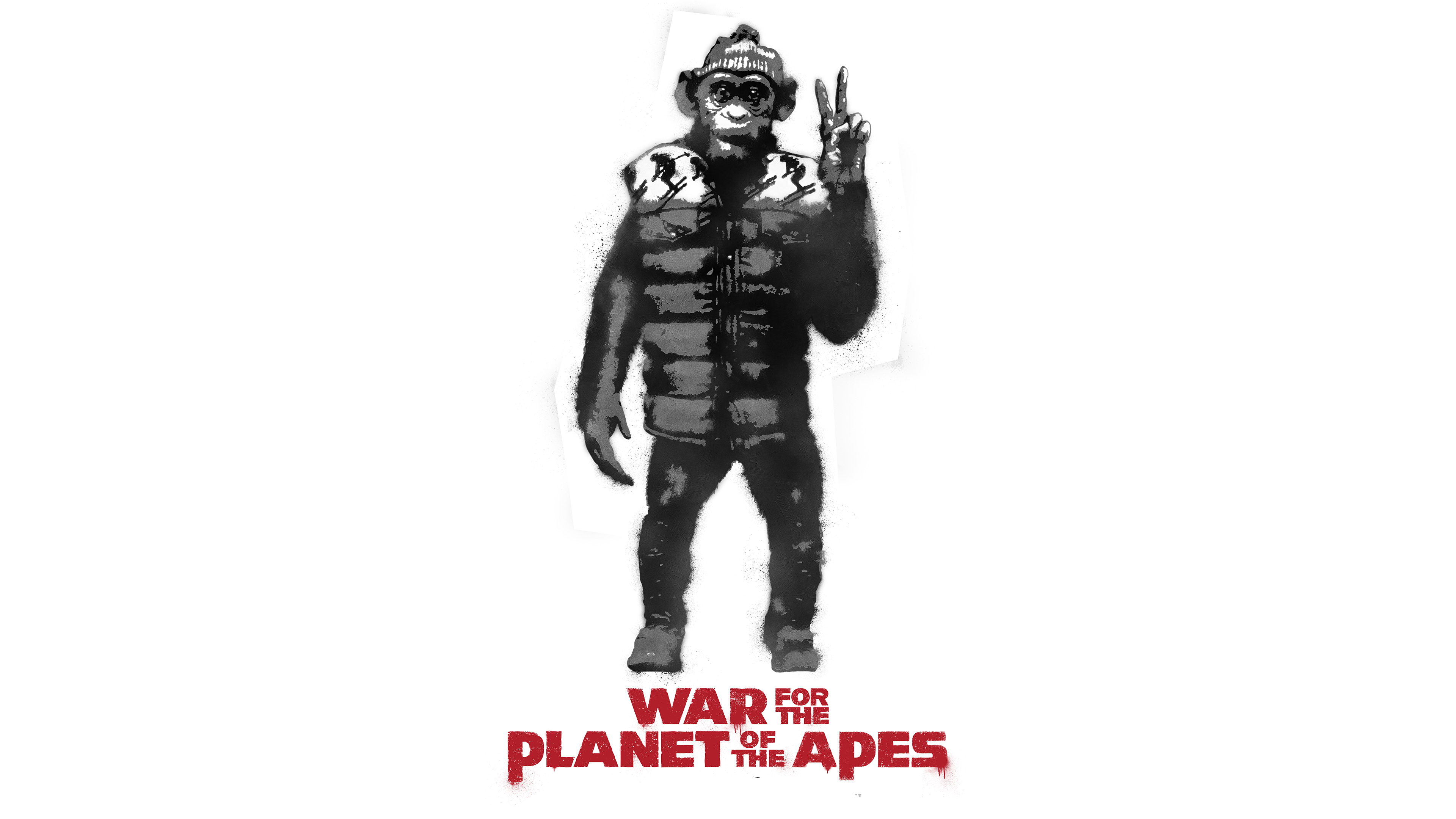 Planet Of The Apes Wallpaper: 320x480 War For The Planet Of The Apes 4k Apple Iphone