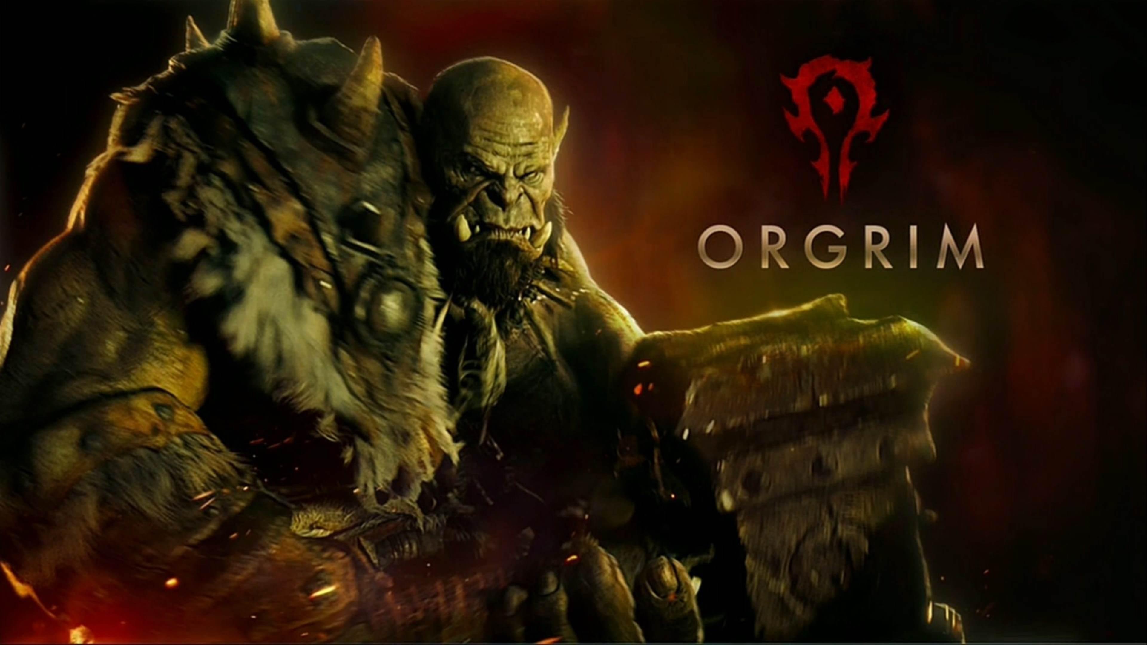 Release Date Warcraft Movie 4K Wallpaper | Free 4K Wallpaper
