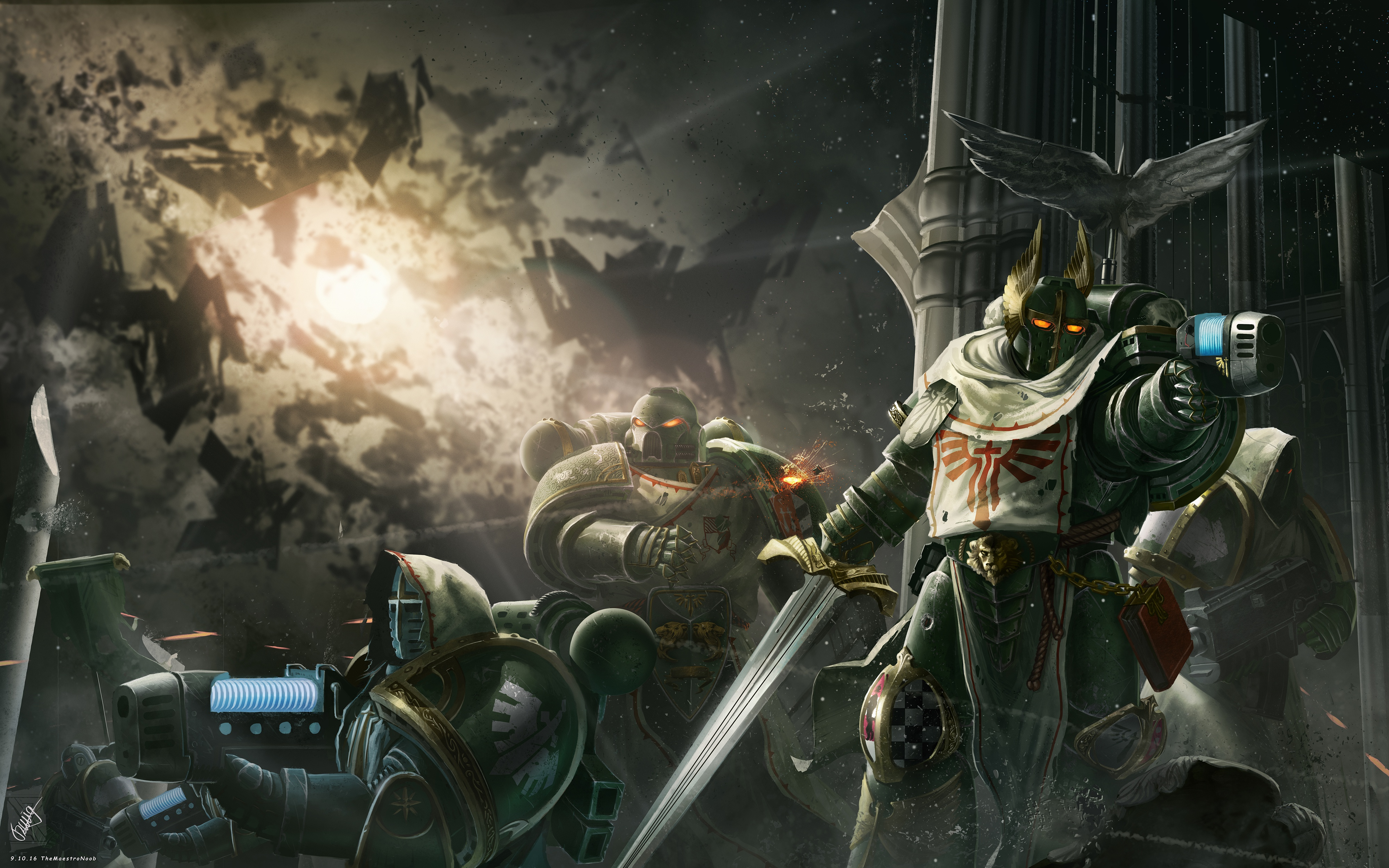 pin warhammer 40k wallpapers on pinterest