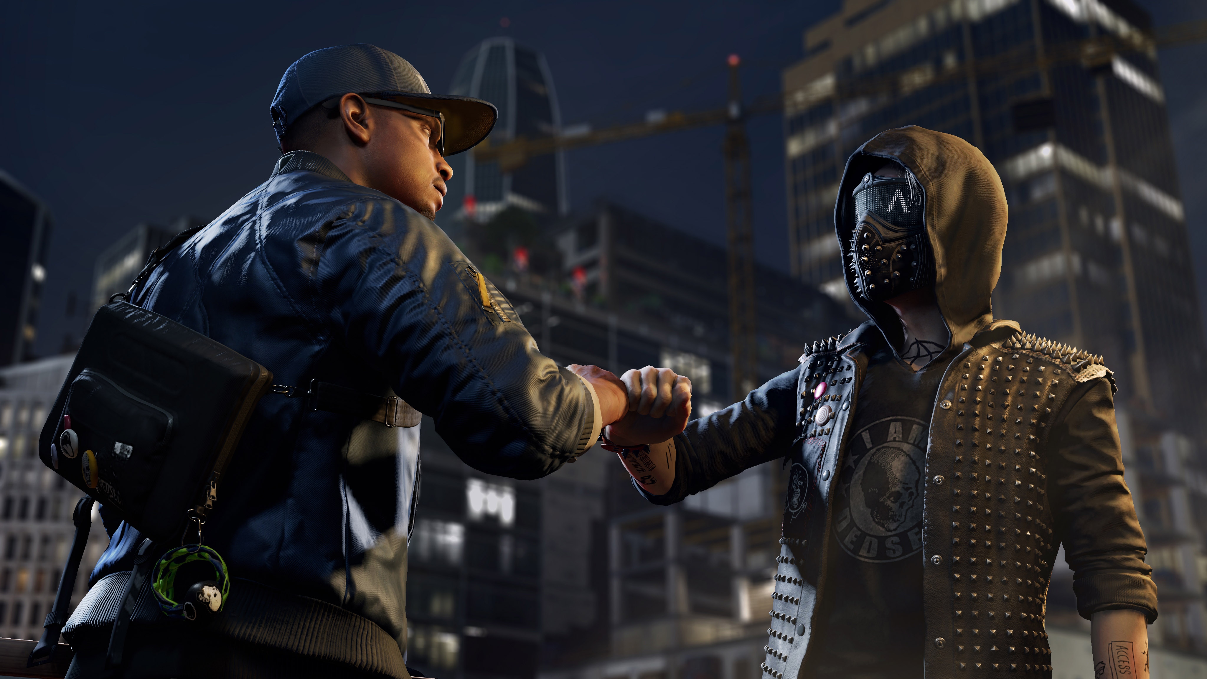 watch dogs 2 4k hd hd games 4k wallpapers images