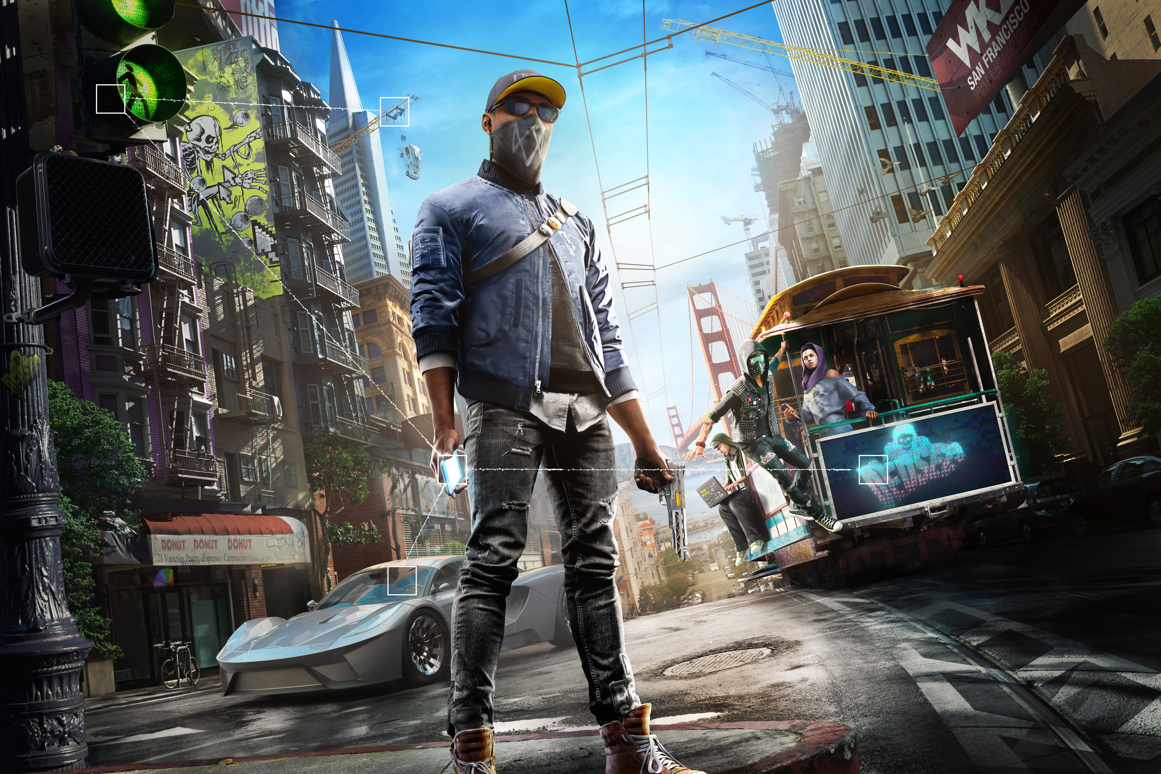 Watch Dogs Graphics Ps