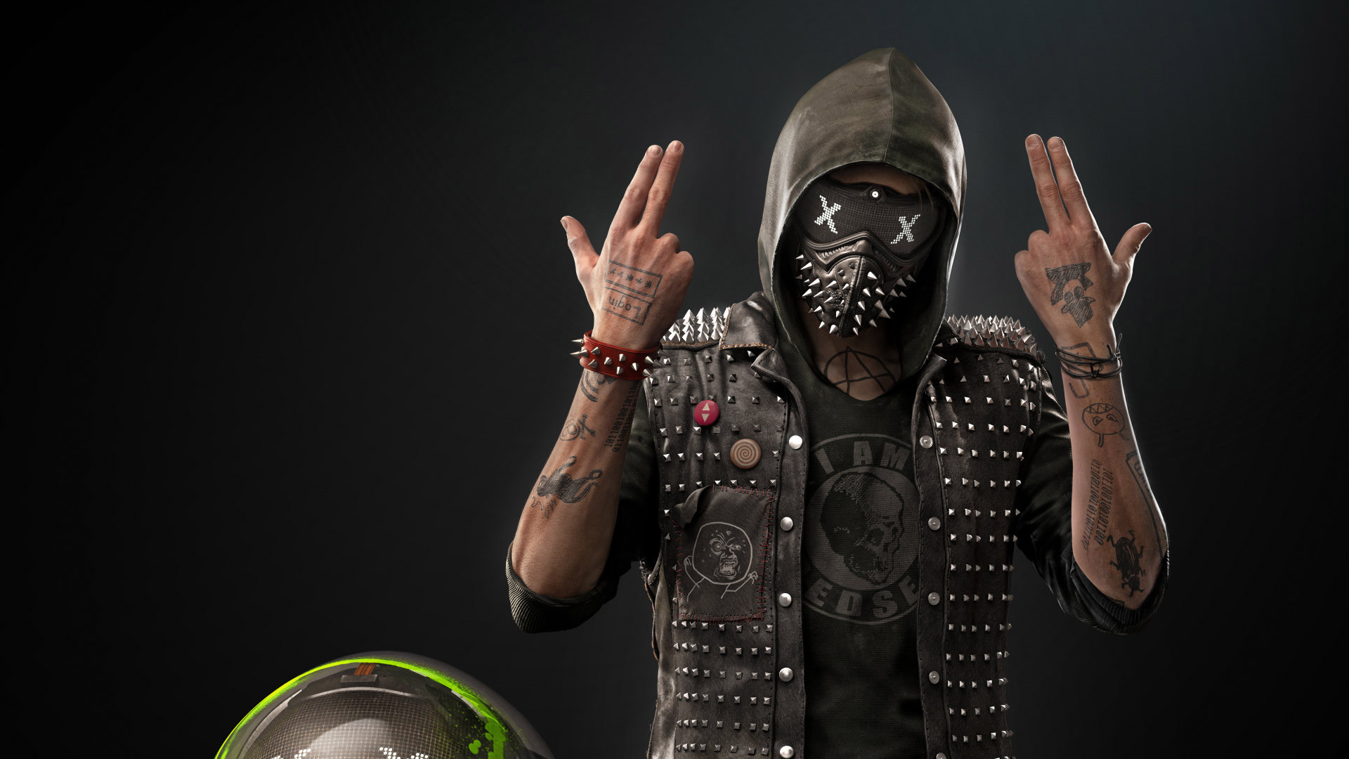 Watch Dogs 2 The Wrench, HD Games, 4k Wallpapers, Images