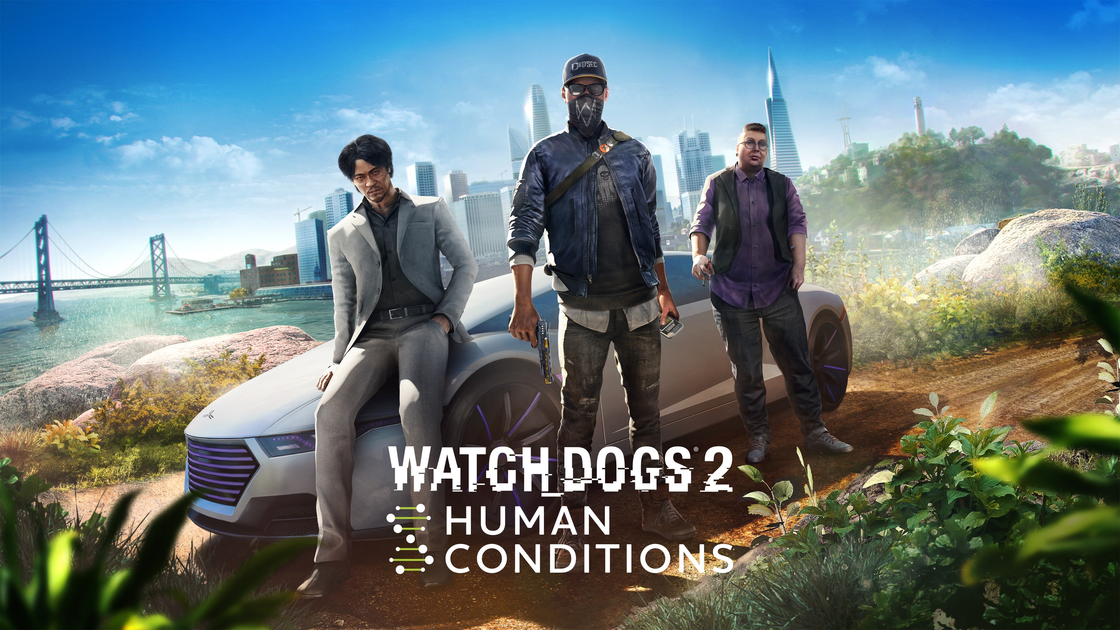 Watch Dogs 2 Human Conditions Hd Games 4k Wallpapers Images