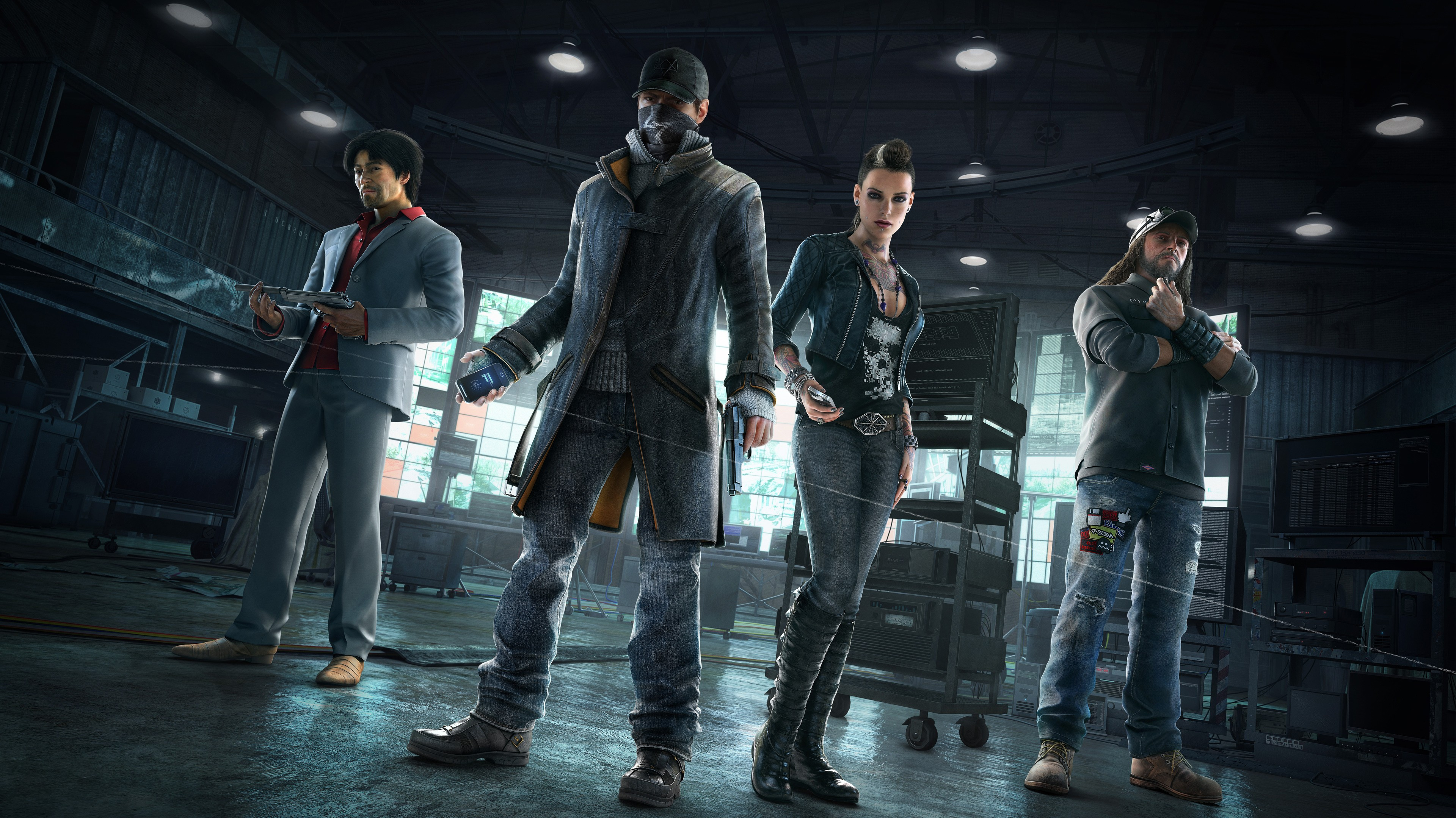 1366x768 Watch Dogs 2 1366x768 Resolution Hd 4k Wallpapers Images