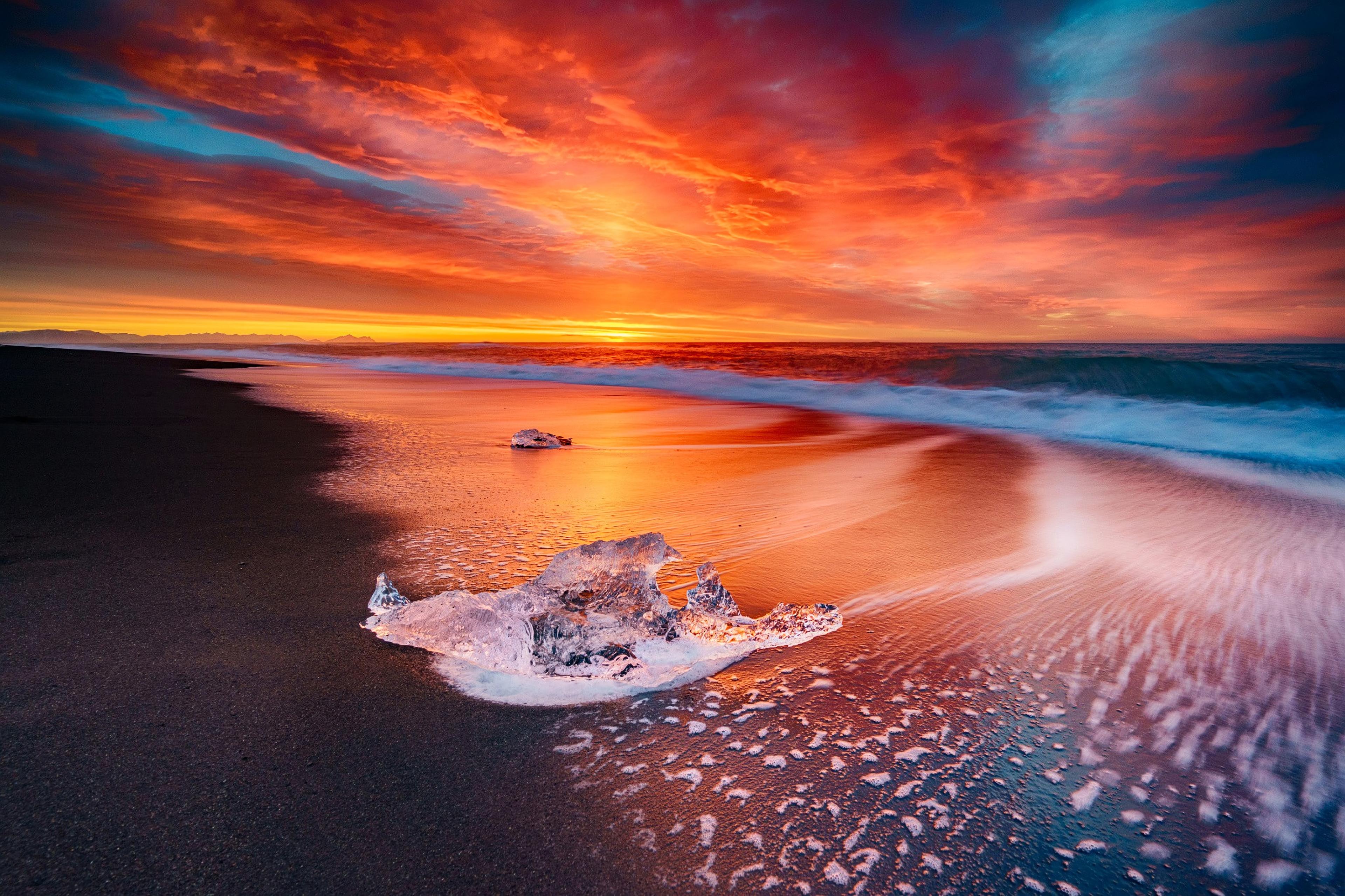Waves Ocean Long Exposure 4k, HD Nature, 4k Wallpapers ...