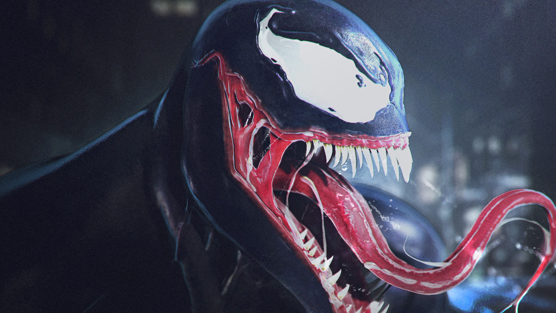 We Are Venom Art Hd Superheroes 4k Wallpapers Images Backgrounds