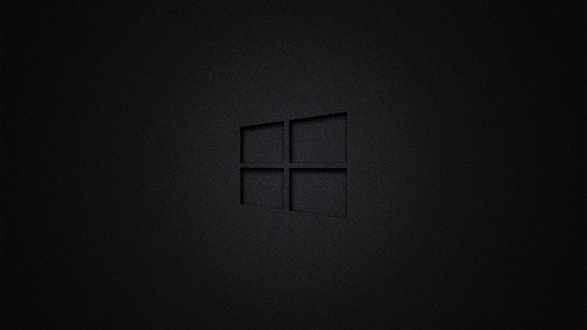 Windows 10 Dark Wallpaper