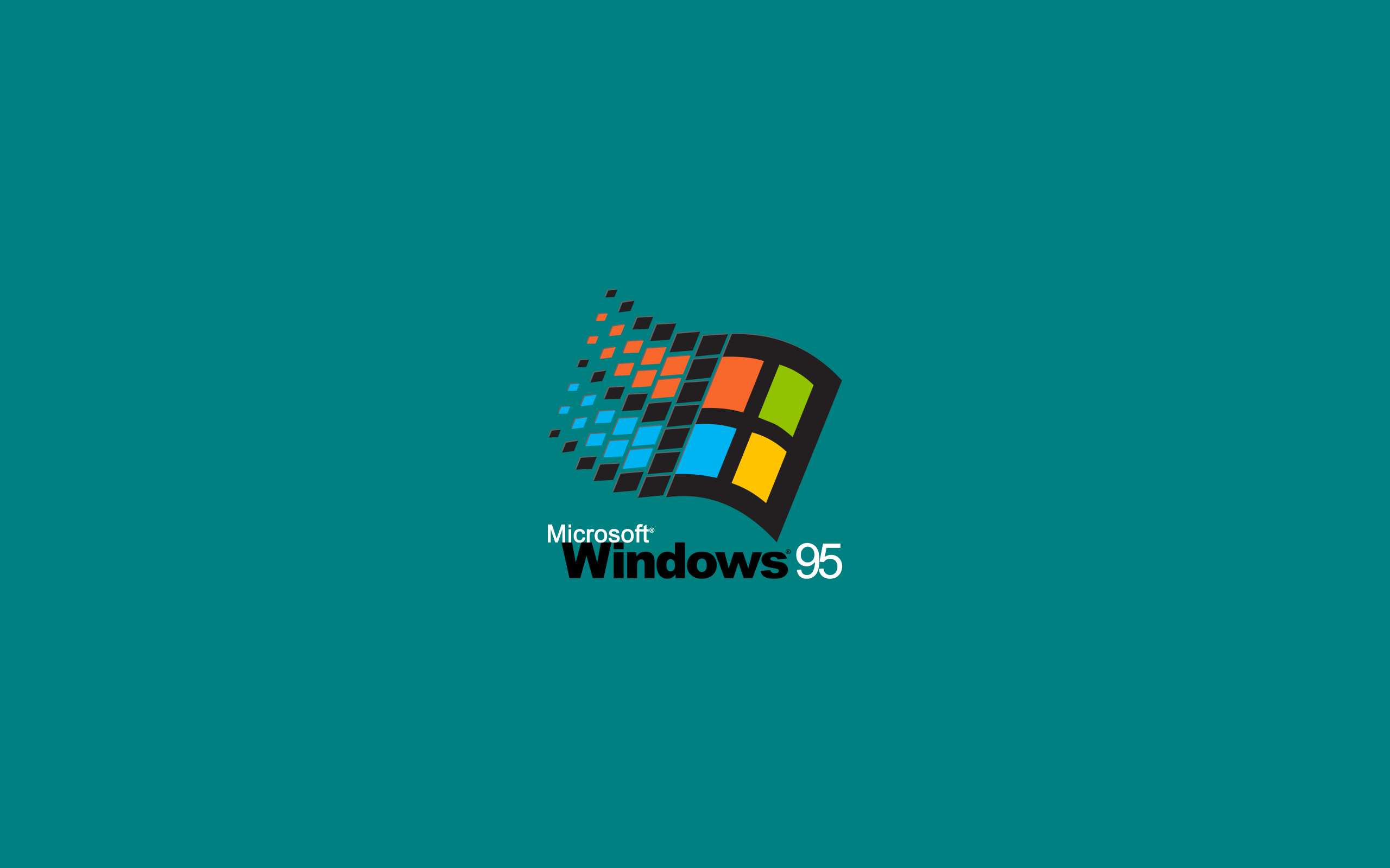 Original Windows 95 Wa...