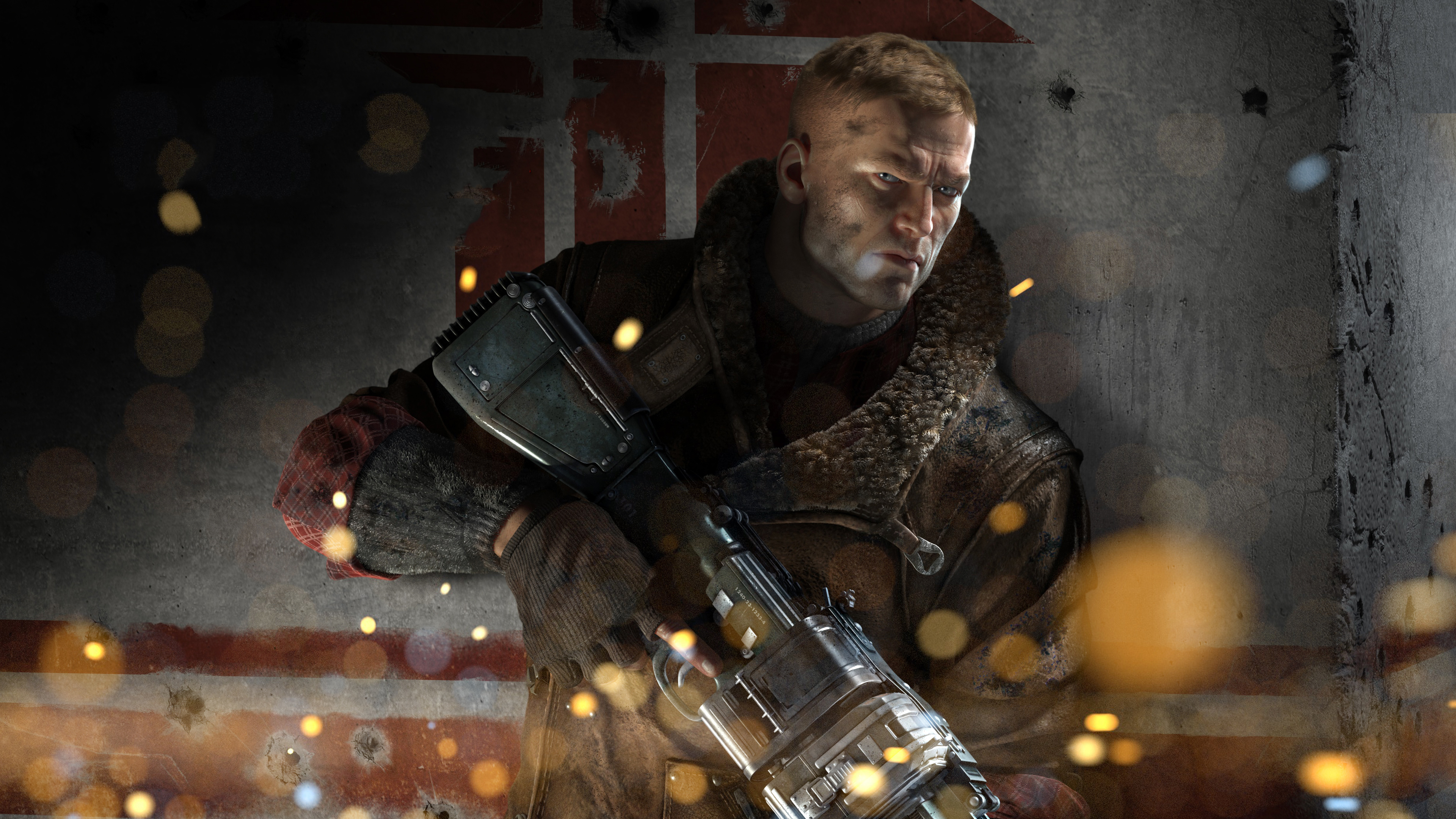 Wolfenstein 2 The New Colossus 4k, HD Games, 4k Wallpapers ...