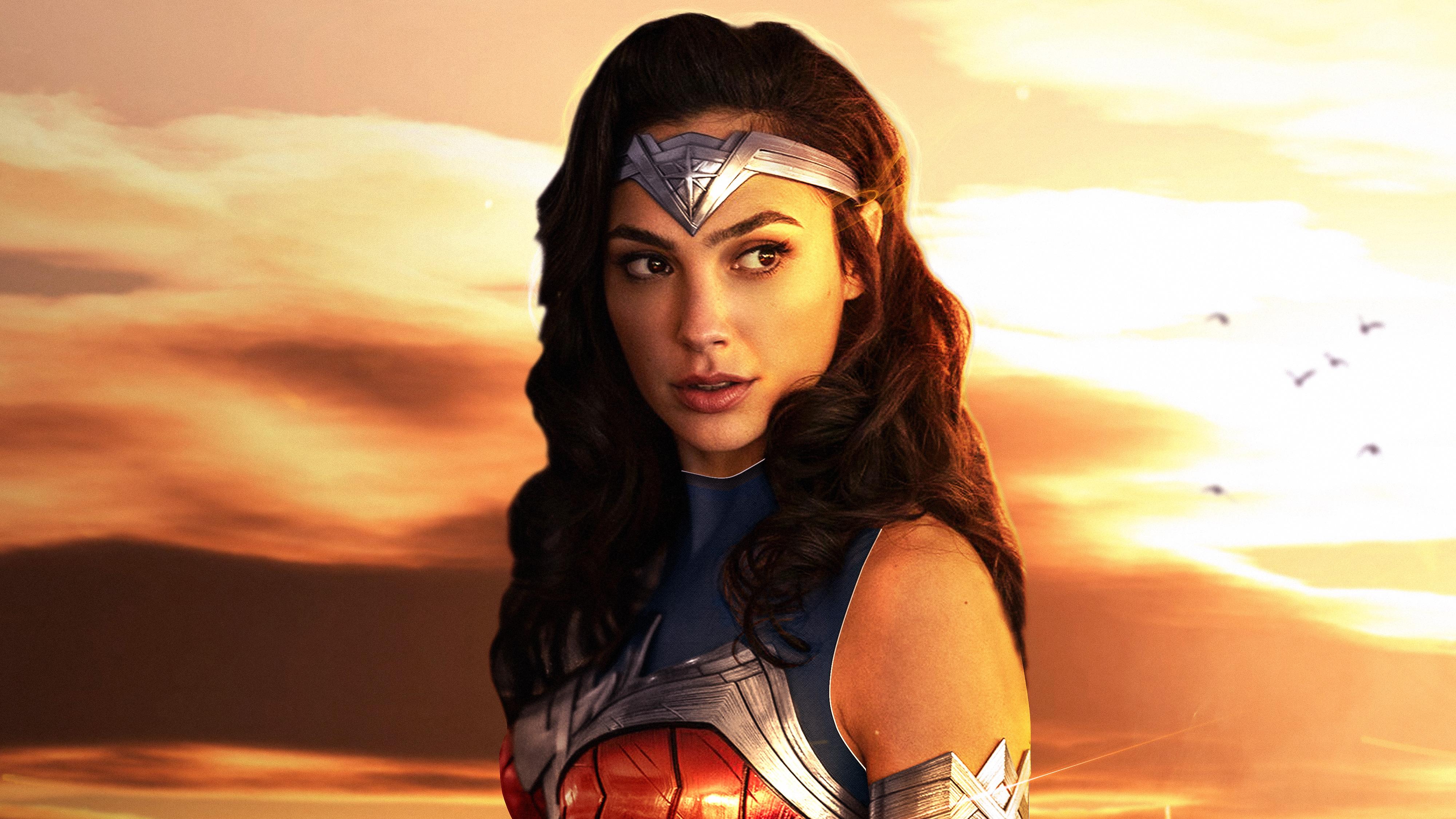 Gal Gadot Wonder Woman New 4k Hd Movies 4k Wallpapers: Wonder Woman 1984 Movie, HD Movies, 4k Wallpapers, Images