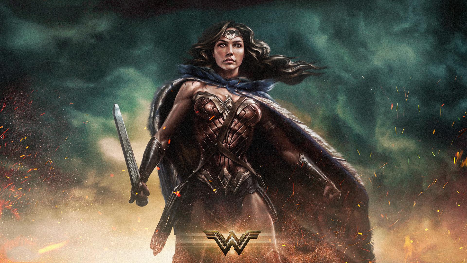 Wonder Woman 2 2019 Hd Movies 4k Wallpapers Images