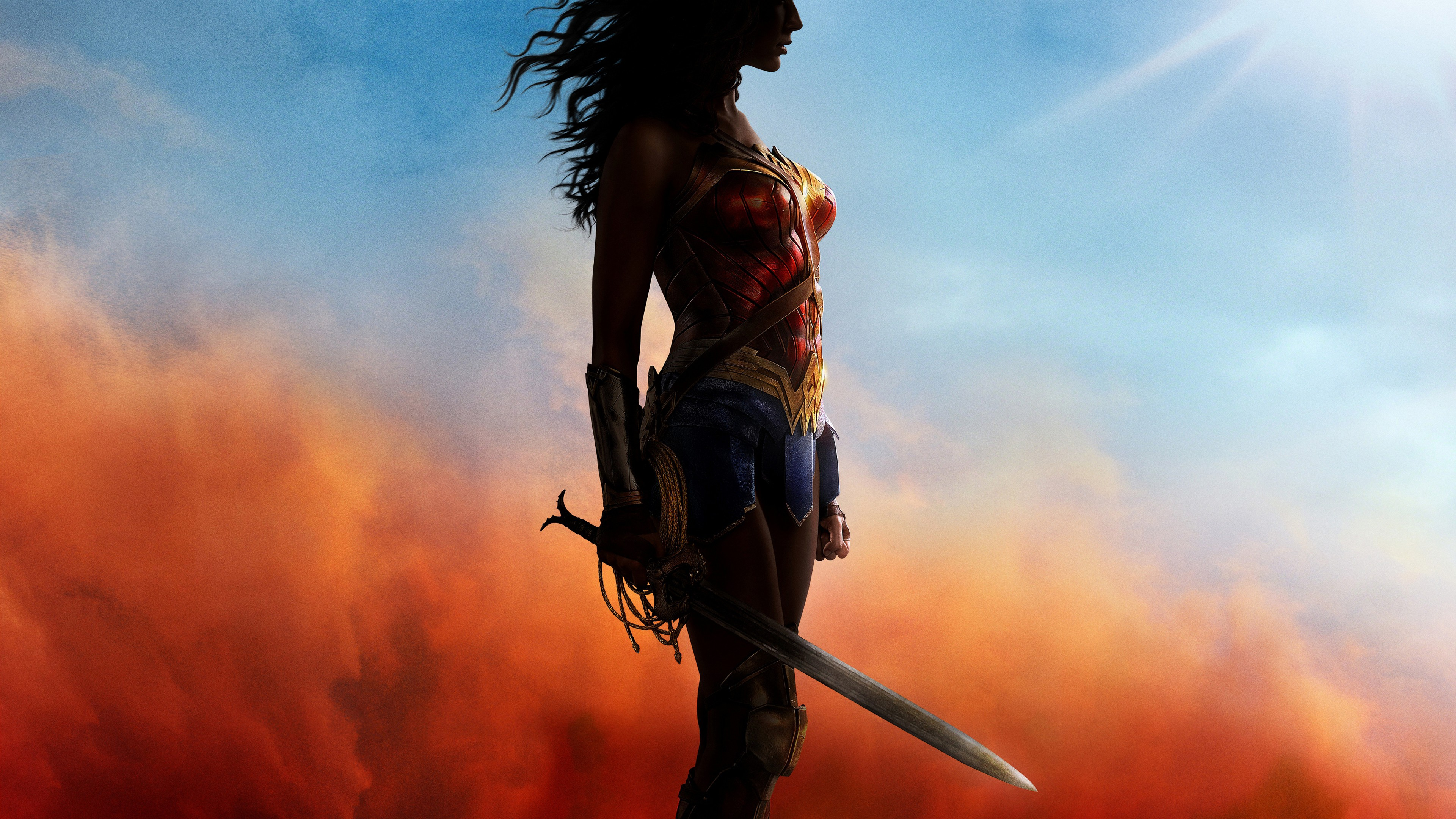 Wallpaper Wonder Woman Hd 4k 8k Movies 9526: Wonder Woman 4k, HD Movies, 4k Wallpapers, Images