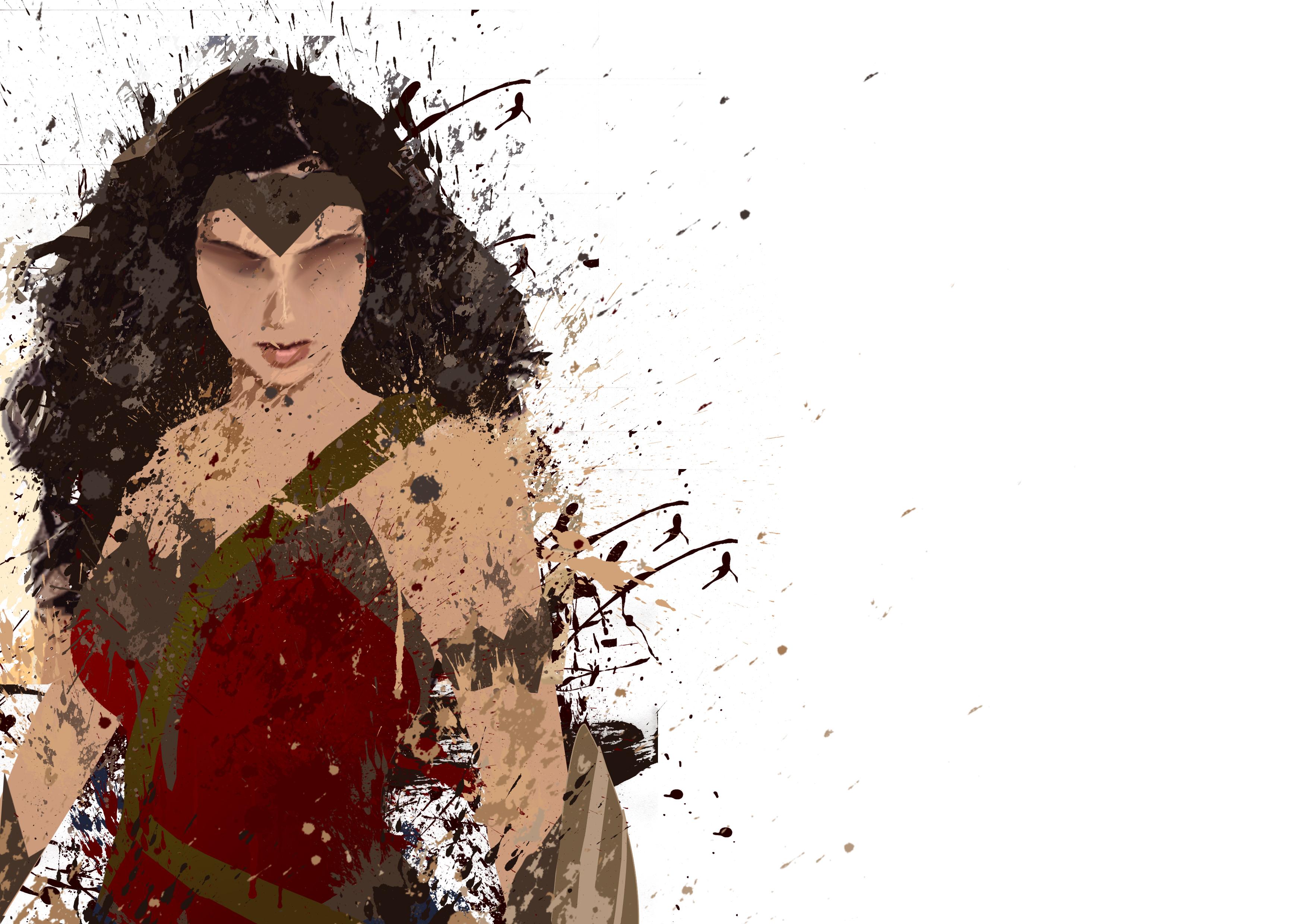 Wonder Woman Justice League 4k Fan Art Hd Movies 4k: Wonder Woman 4k Fan Art, HD Superheroes, 4k Wallpapers