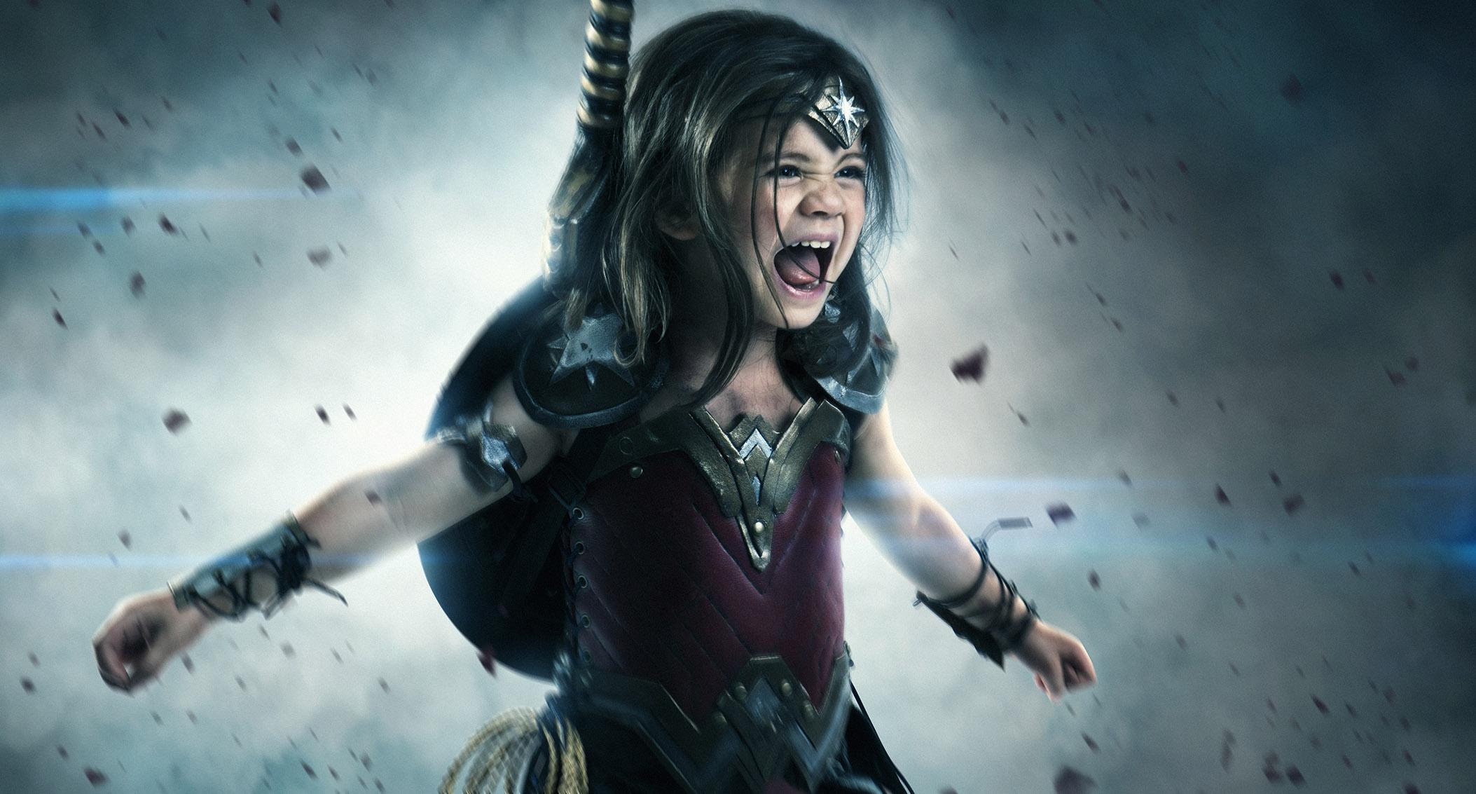 Wonder Woman Cute Girl Hd Cute 4k Wallpapers Images