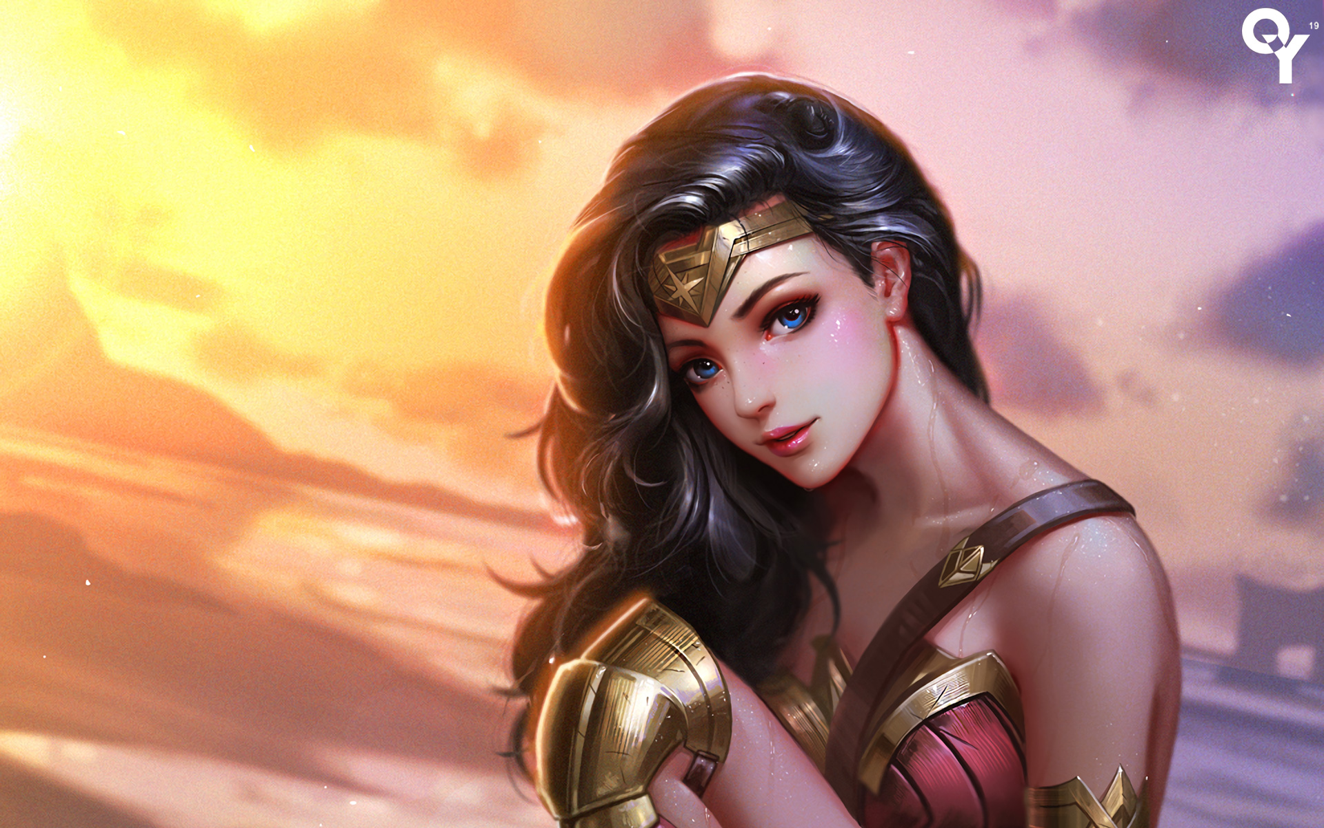 Wonder Woman Fan Art