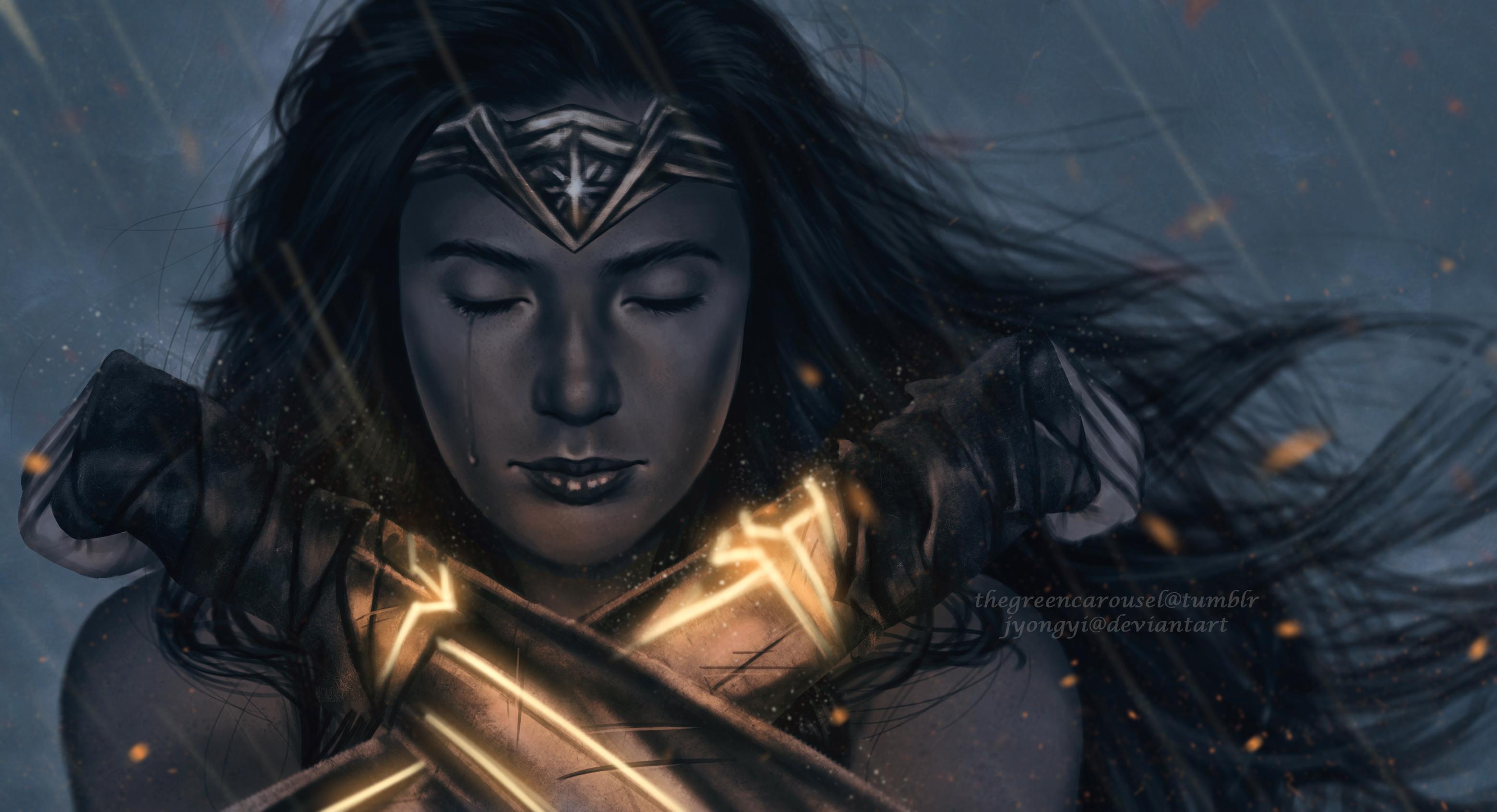 2017 Wonder Woman Movie Fan Art Hd Movies 4k Wallpapers: Wonder Woman Fan Art No Mans Land, HD Superheroes, 4k