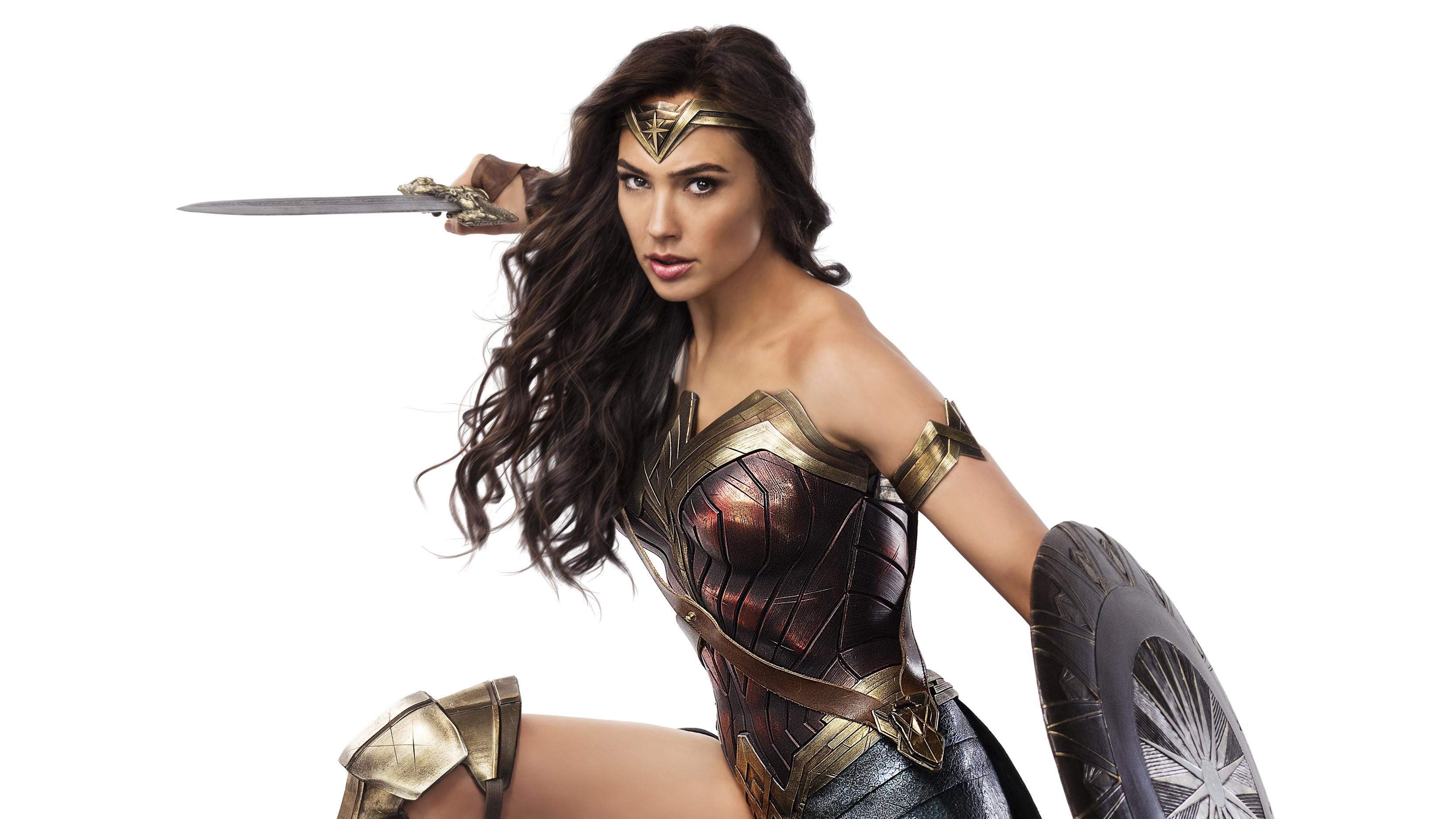 Gal Gadot Wonder Woman New 4k Hd Movies 4k Wallpapers: Wonder Woman Gal Gadot 4k, HD Superheroes, 4k Wallpapers