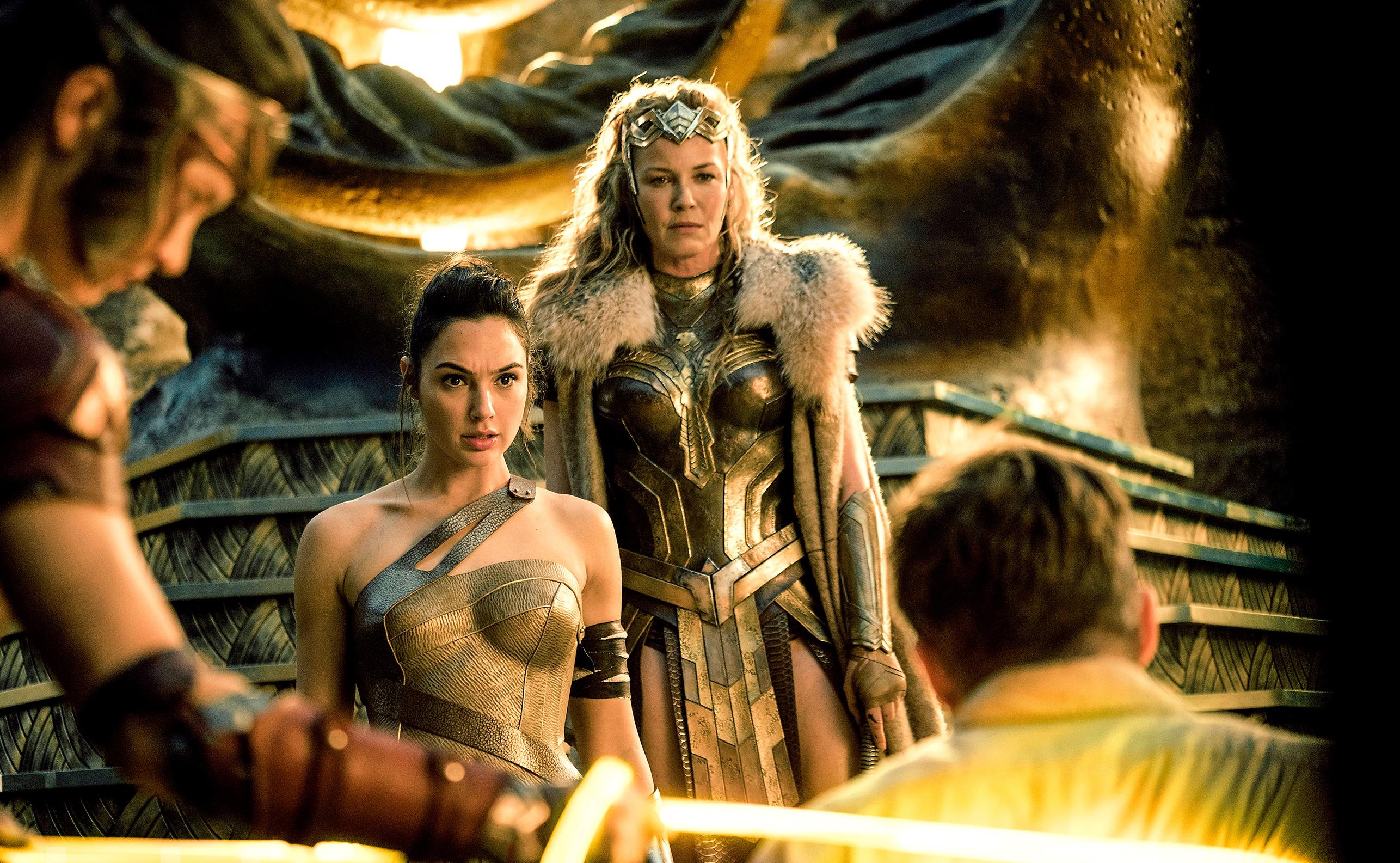 Wallpaper Gal Gadot Wonder Woman 2017 Movies Hd Movies: Wonder Woman Gal Gadot Connie Nielsen, HD Movies, 4k