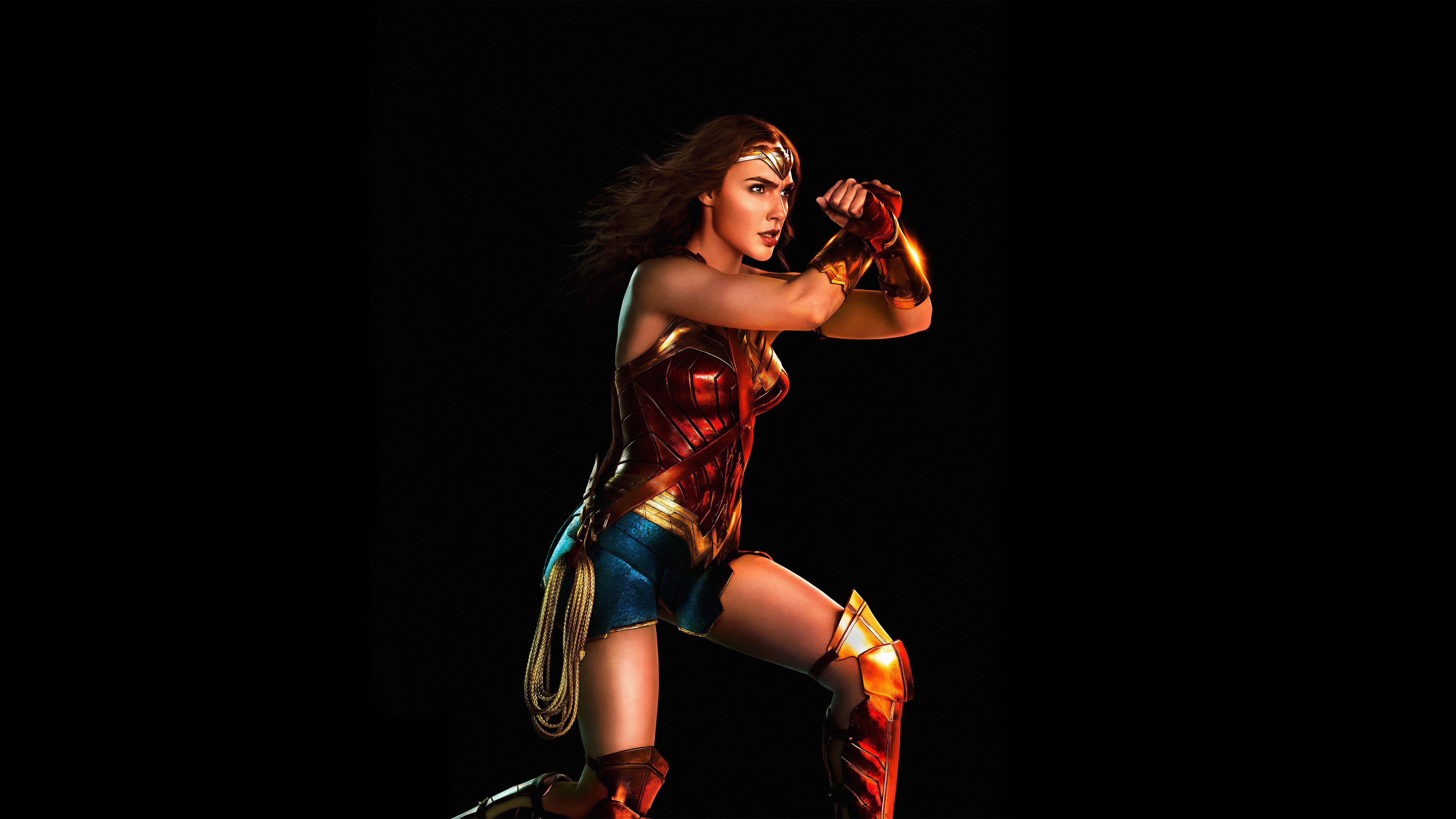 2017 Wonder Woman Wallpapers: 3840x2400 Wonder Woman Justice League 5k 4k HD 4k