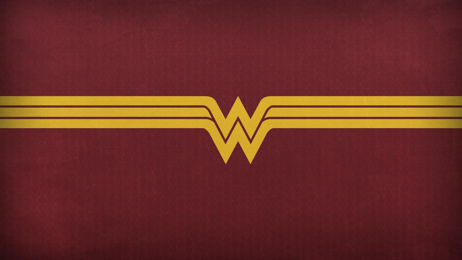 Free Wonder Woman Wallpaper: Wonder Woman Logo 2, HD Superheroes, 4k Wallpapers, Images