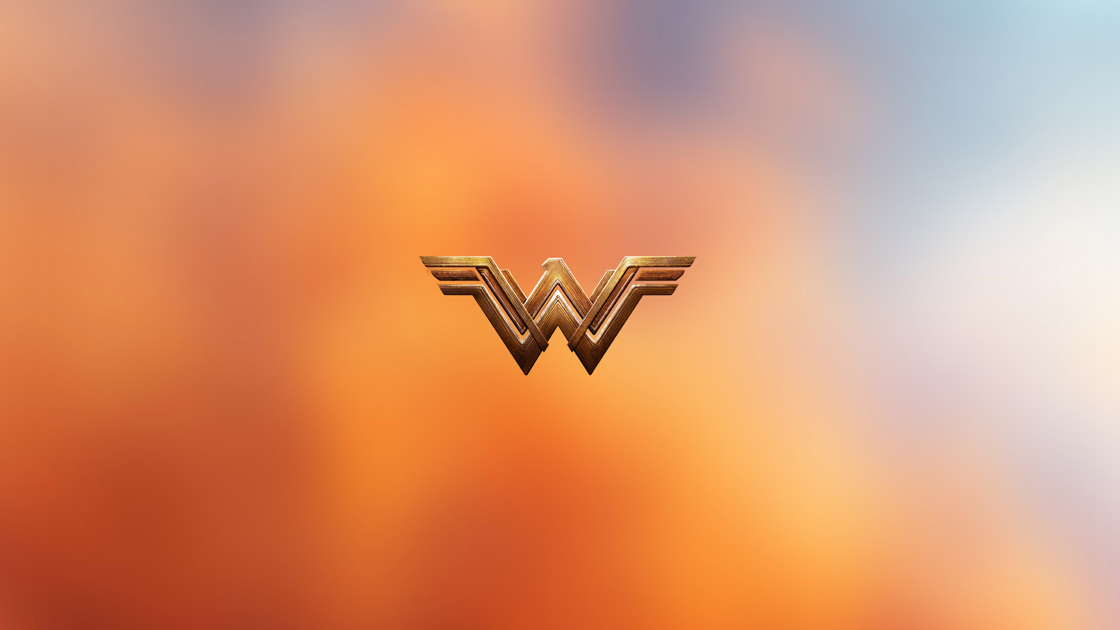 Wonder Woman Logo 4k Hd Superheroes 4k Wallpapers Images