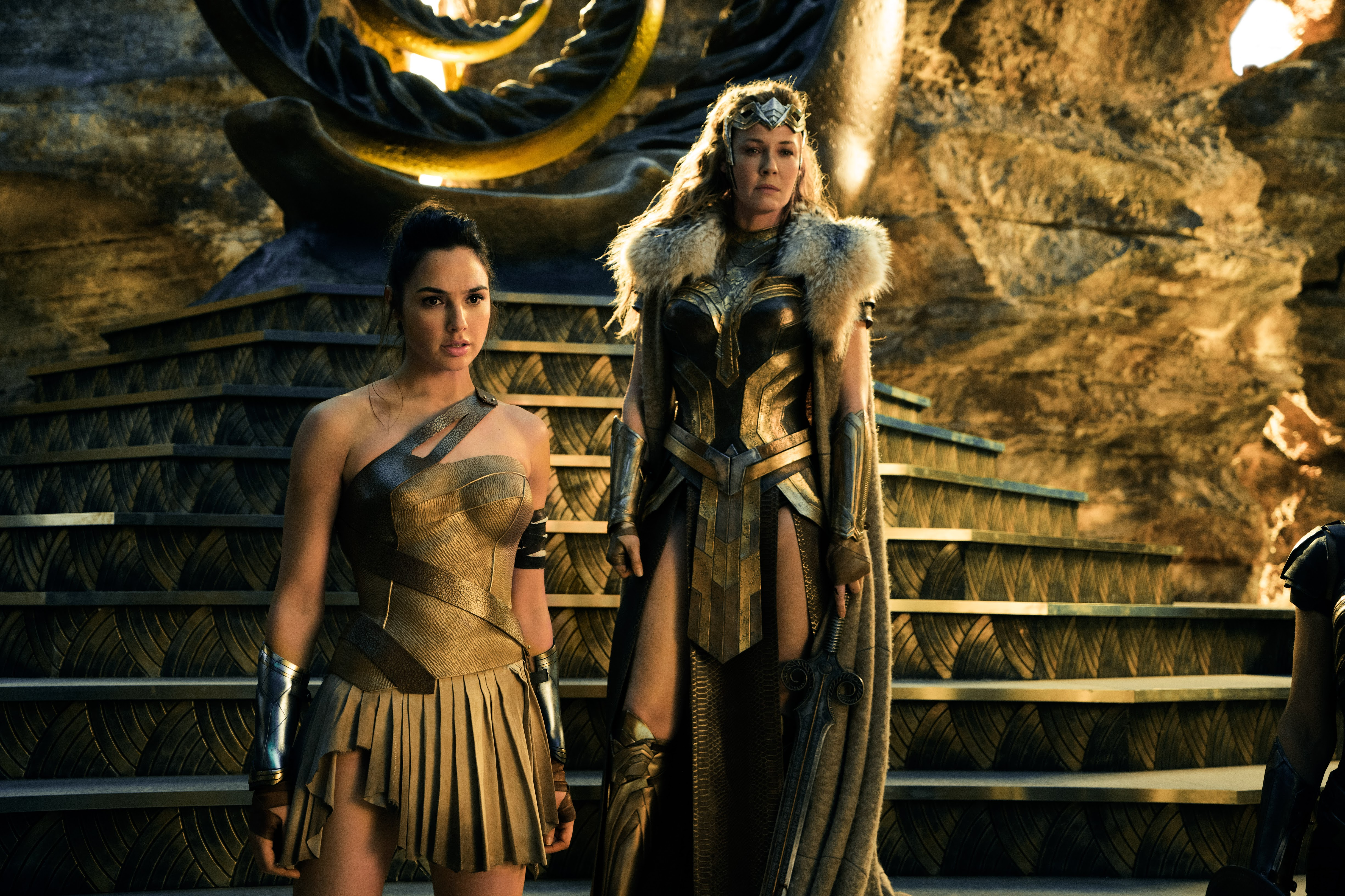 wonder woman with her mother hippolyta movies hd 4k