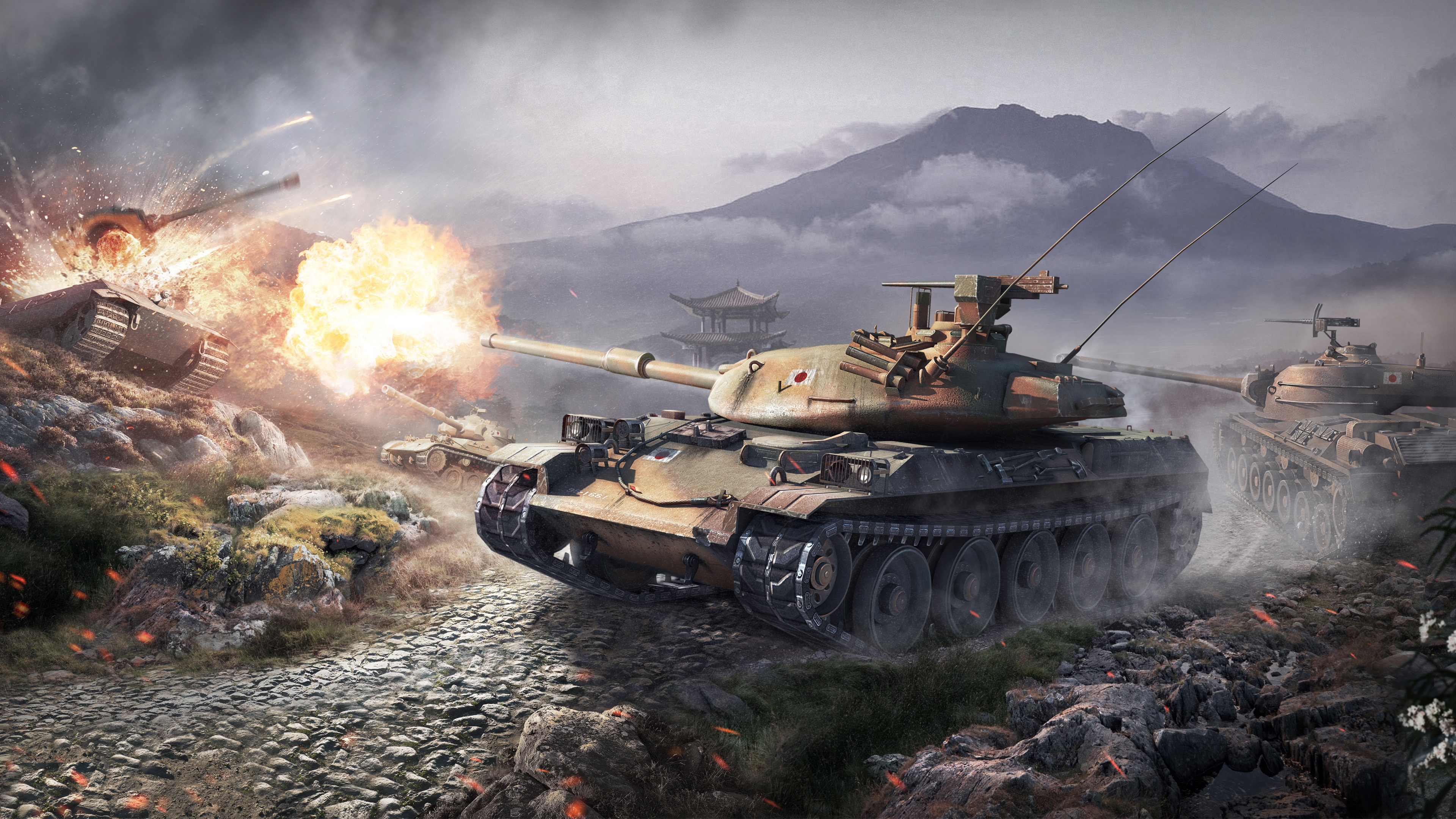 World Of Tanks HD Games 4k Wallpapers Images Backgrounds Photos