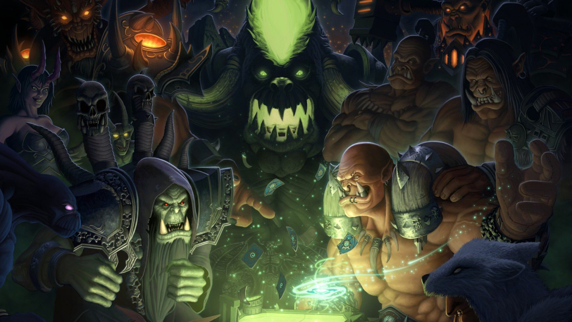 1360x768 World Of Warcraft Characters Laptop Hd Hd 4k Wallpapers