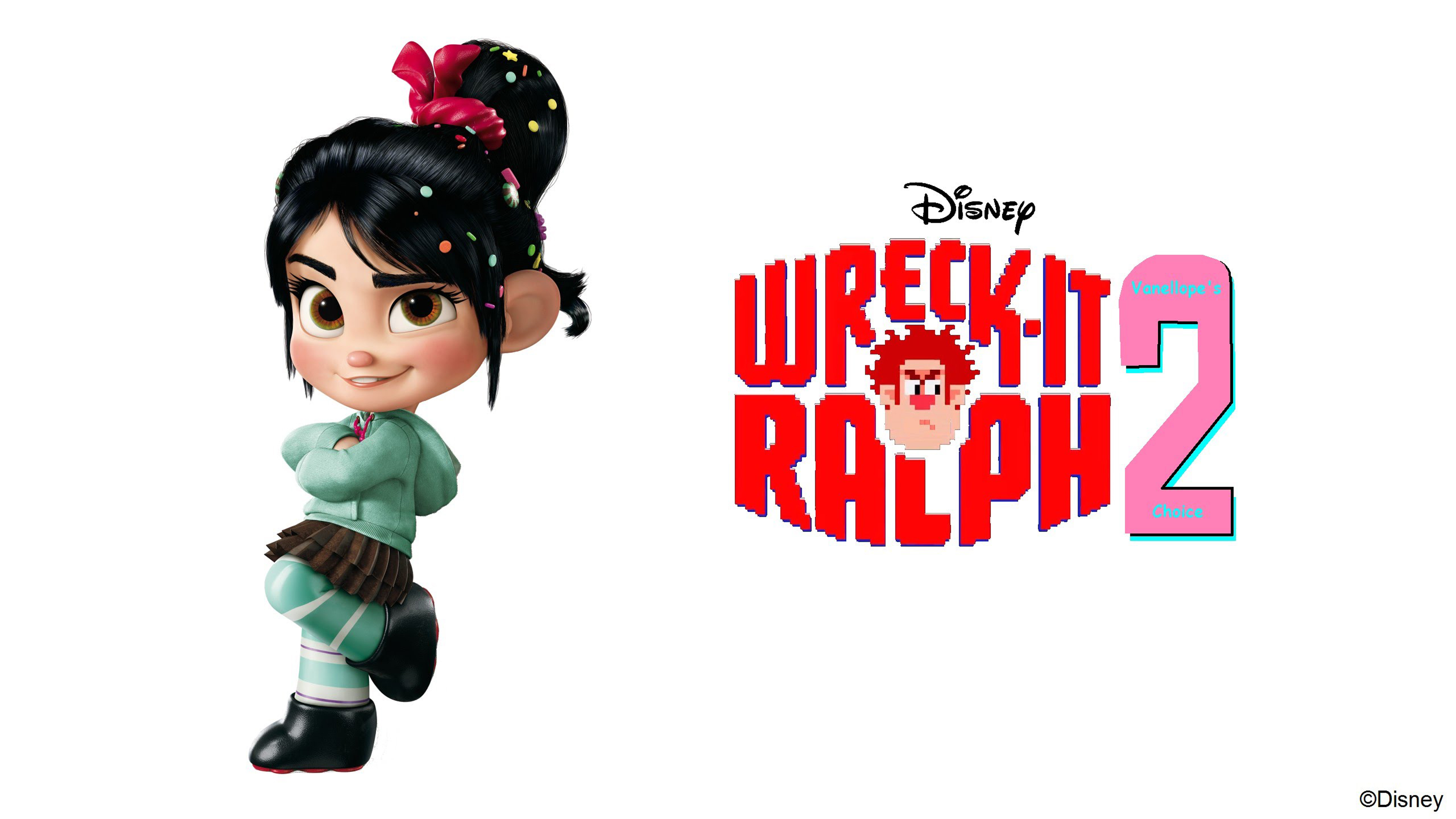 Wreck It Ralph 2 2018