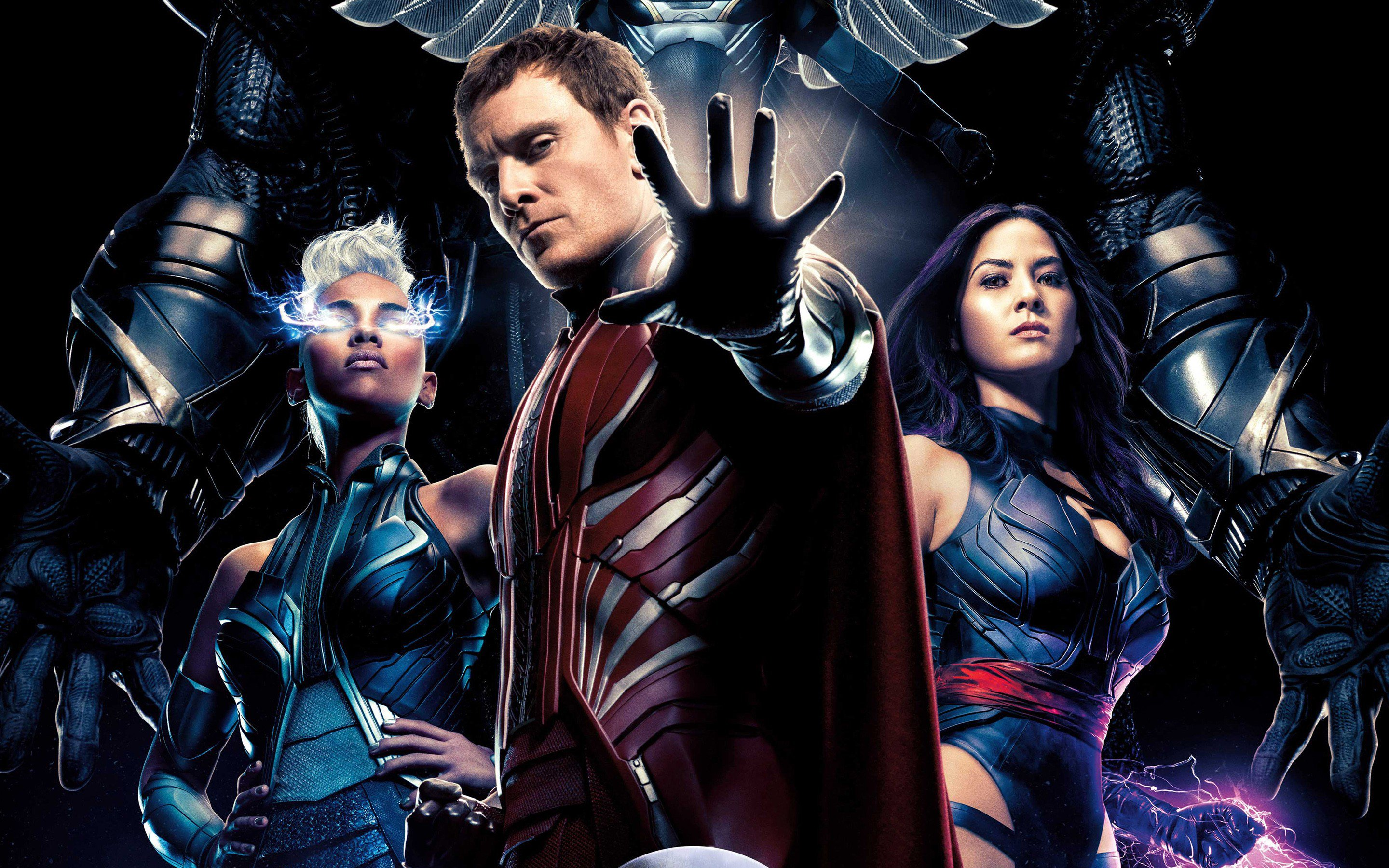 x men apocalypse 2016, hd movies, 4k wallpapers, images, backgrounds