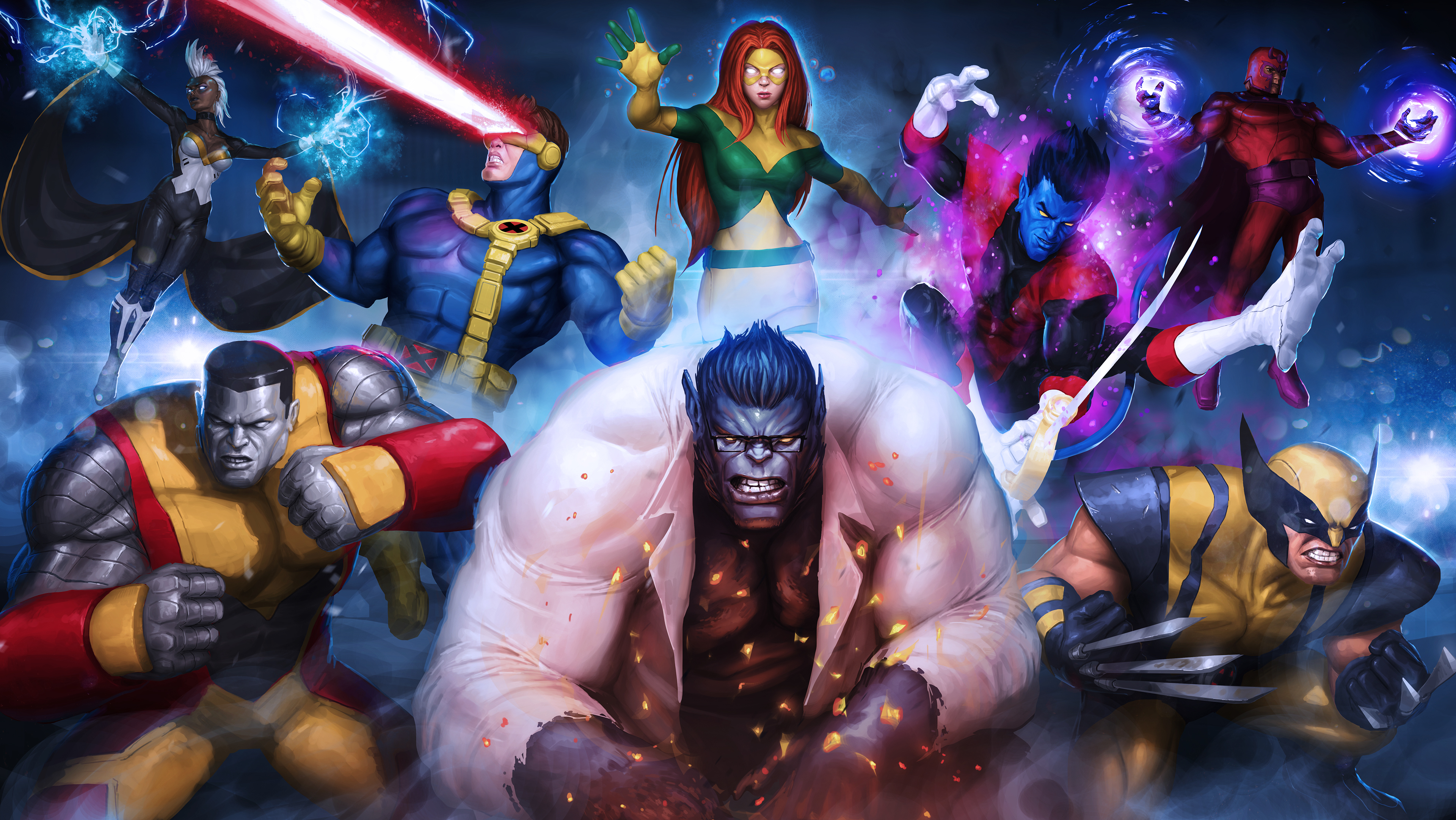 X Men Contest Of Champions, HD Games, 4k Wallpapers ...