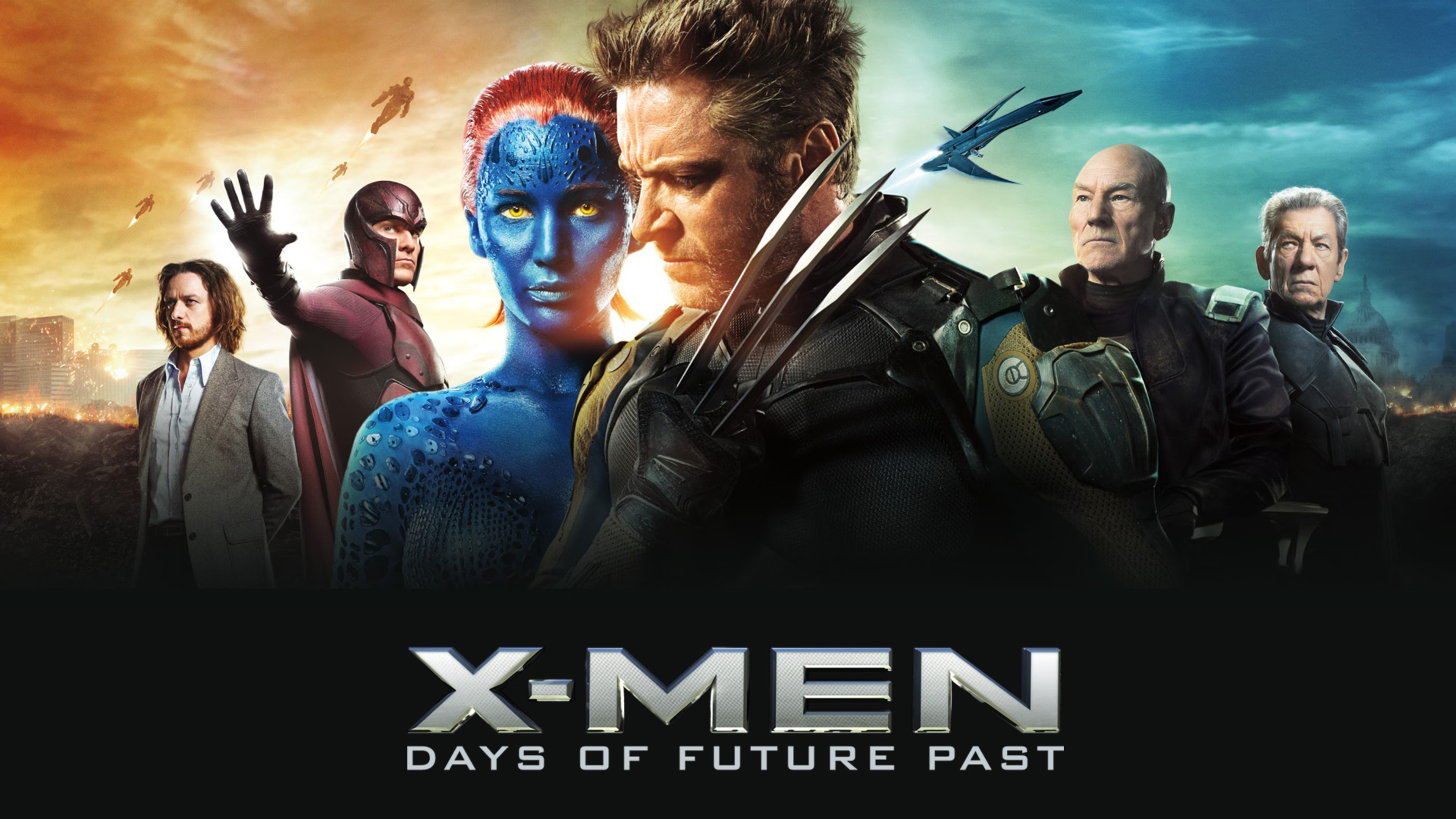 X Men Days Of Future Past Banner, HD Movies, 4k Wallpapers ...