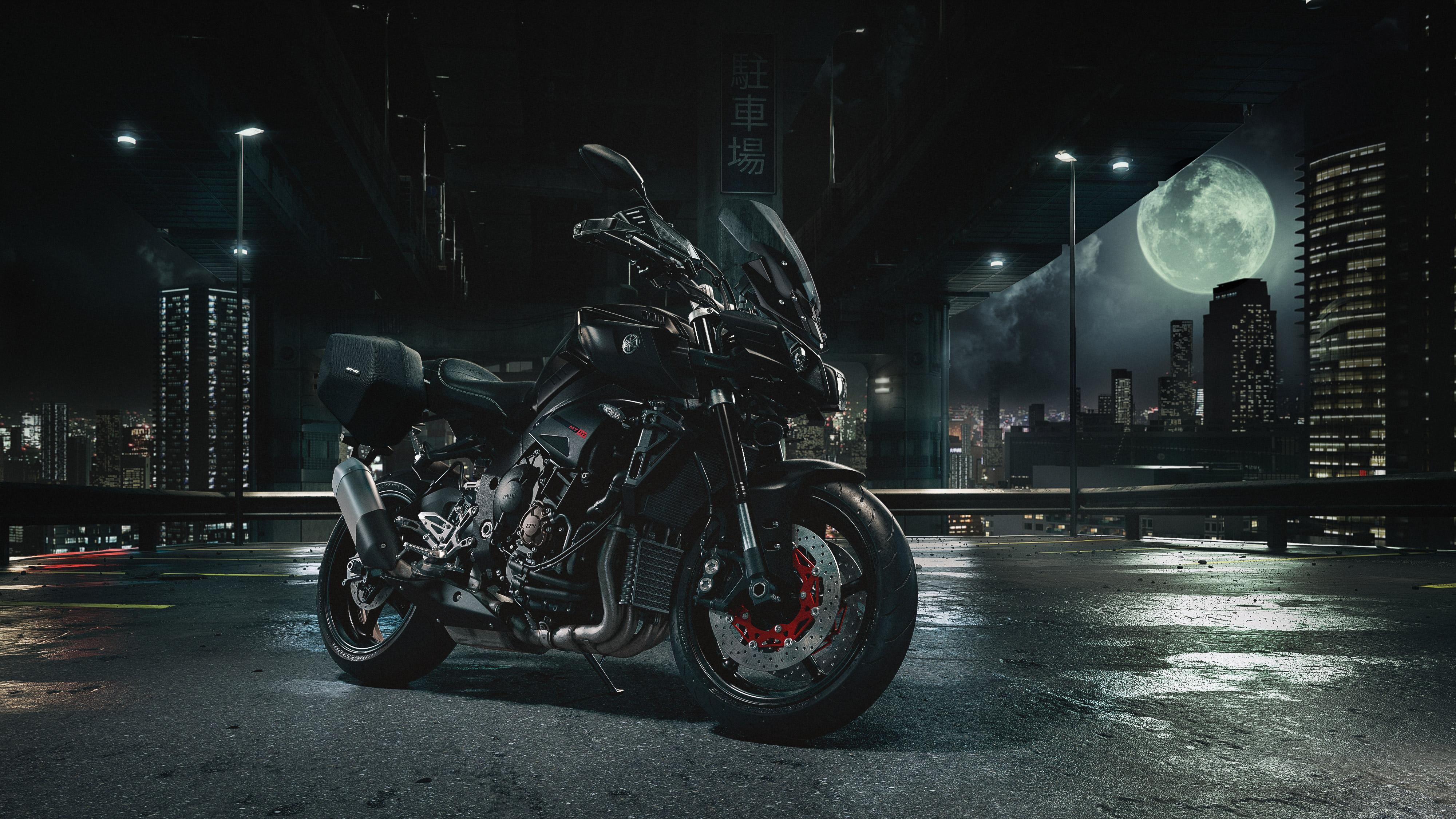 Yamaha MT 10 2017, HD Bikes, 4k Wallpapers, Images