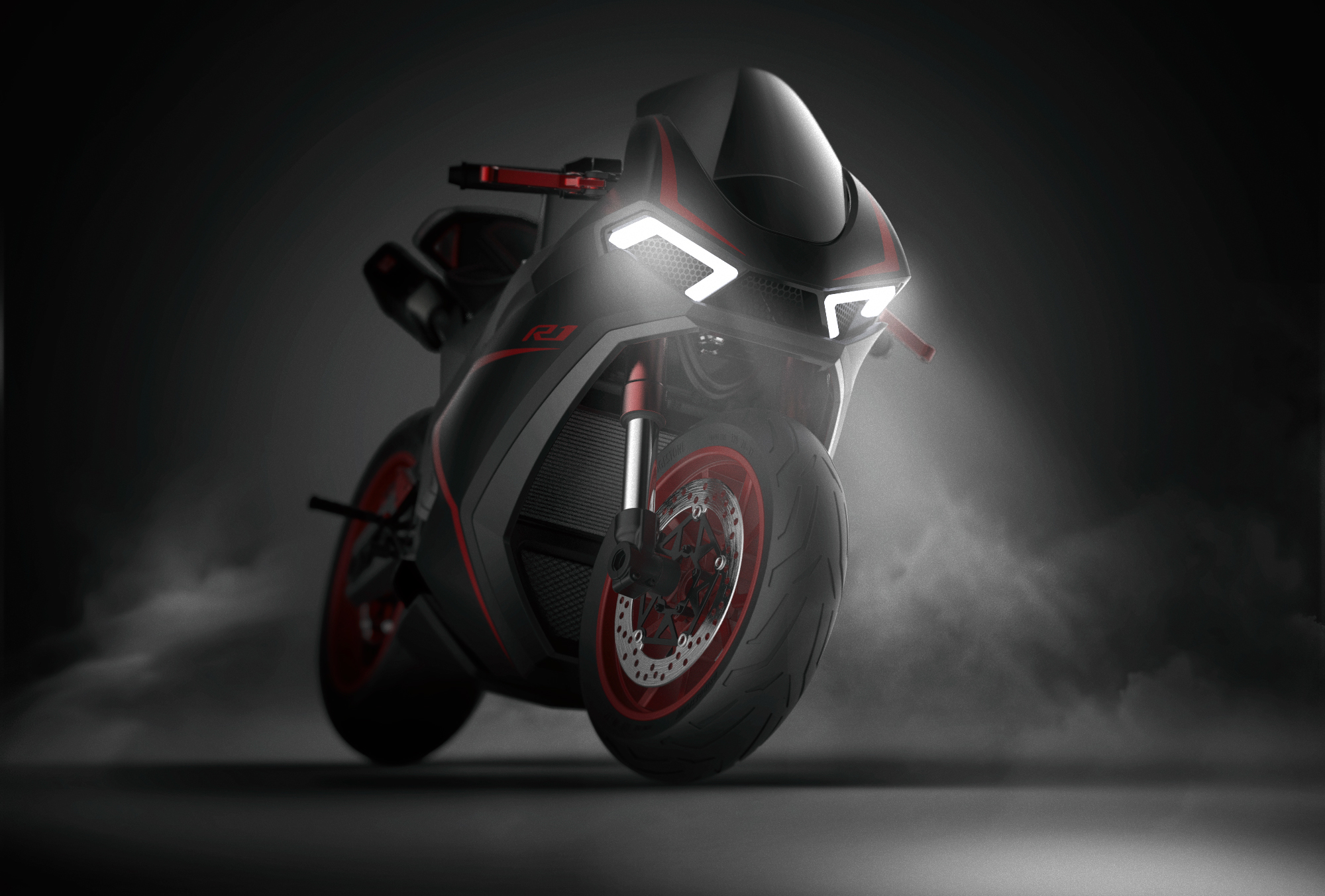 Yamaha R1 Concept, HD Bikes, 4k Wallpapers, Images