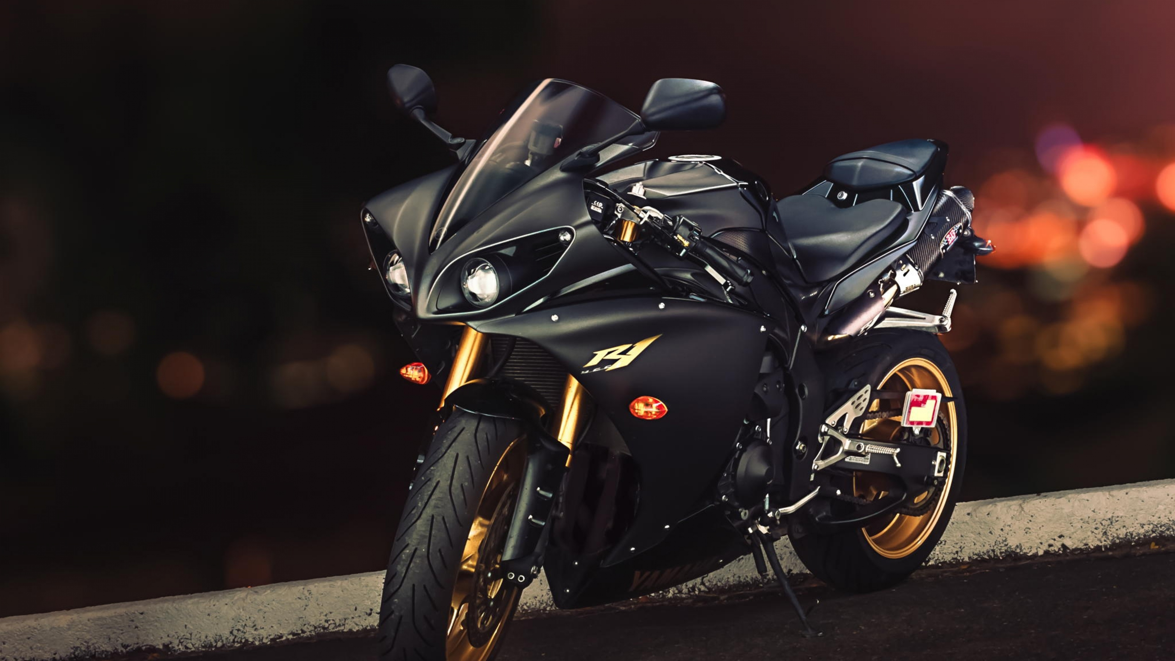 Yamaha R1, HD Bikes, 4k Wallpapers, Images, Backgrounds