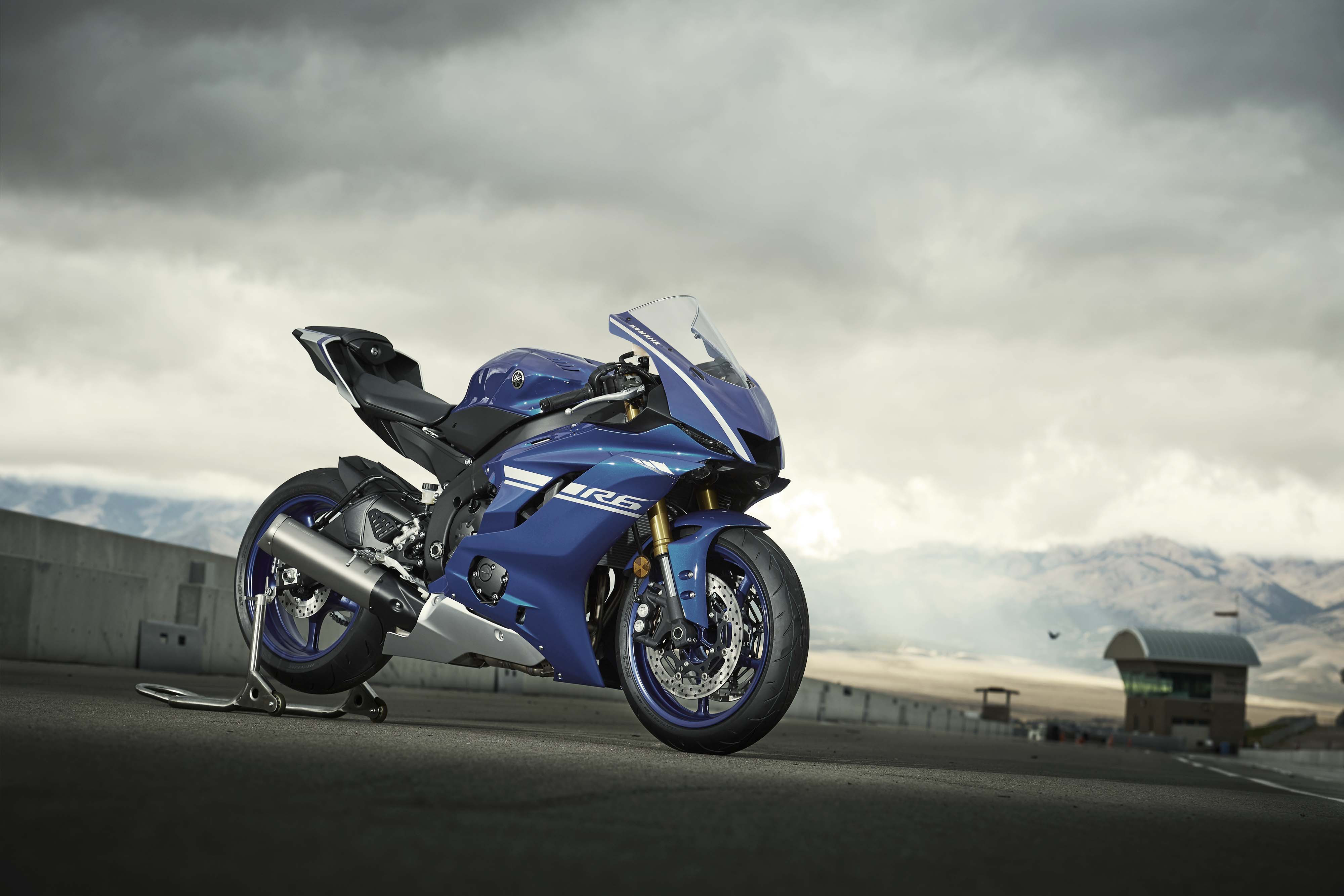Yamaha R6 2017 HD Bikes 4k Wallpapers Images Backgrounds Photos