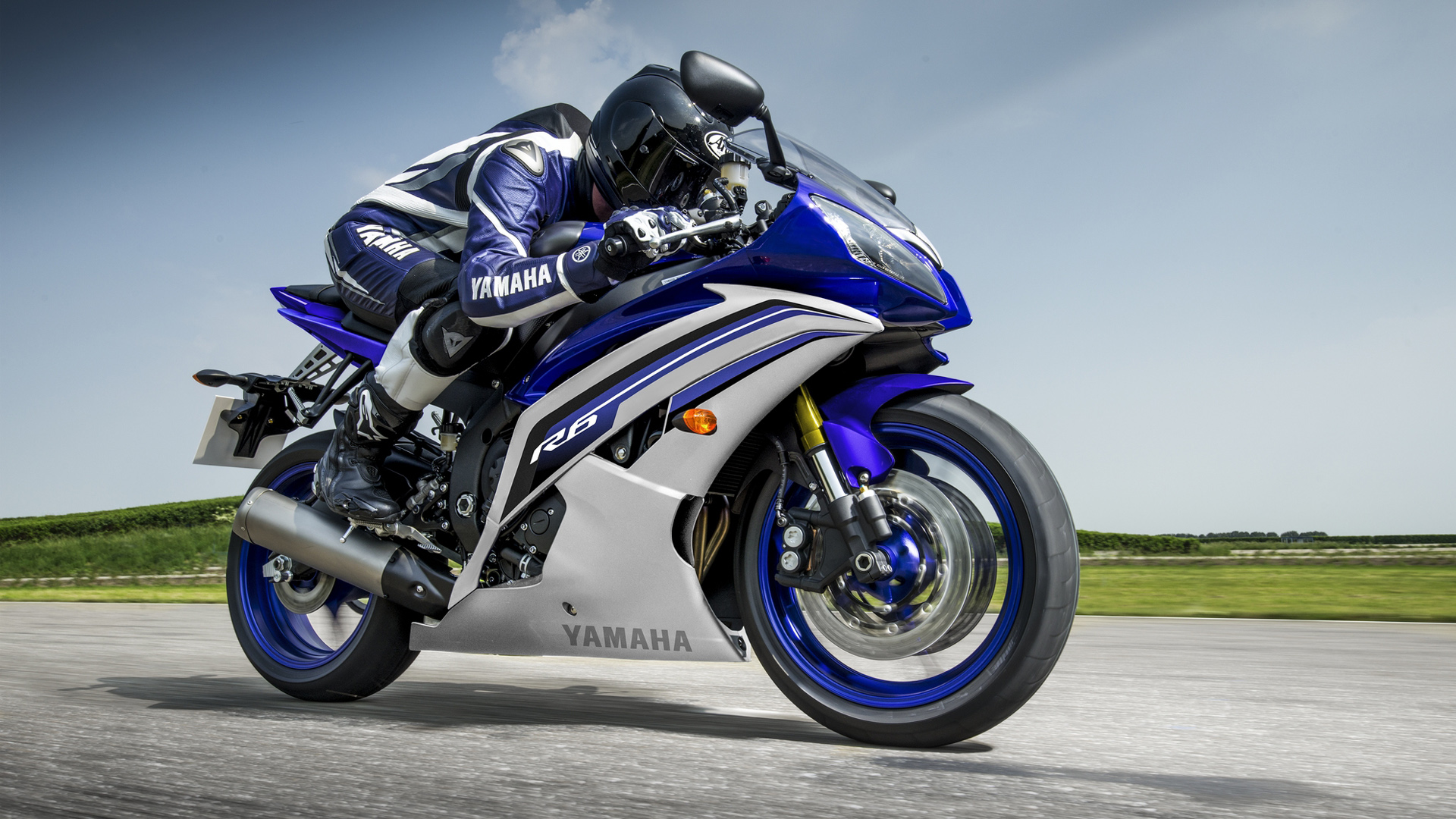 yamaha r6, hd bikes, 4k wallpapers, images, backgrounds, photos and