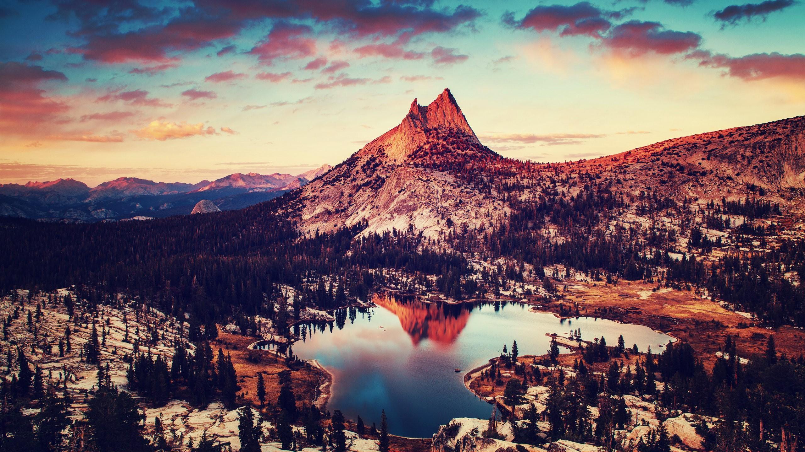 320x480 Yosemite National Park California Apple Iphone Ipod