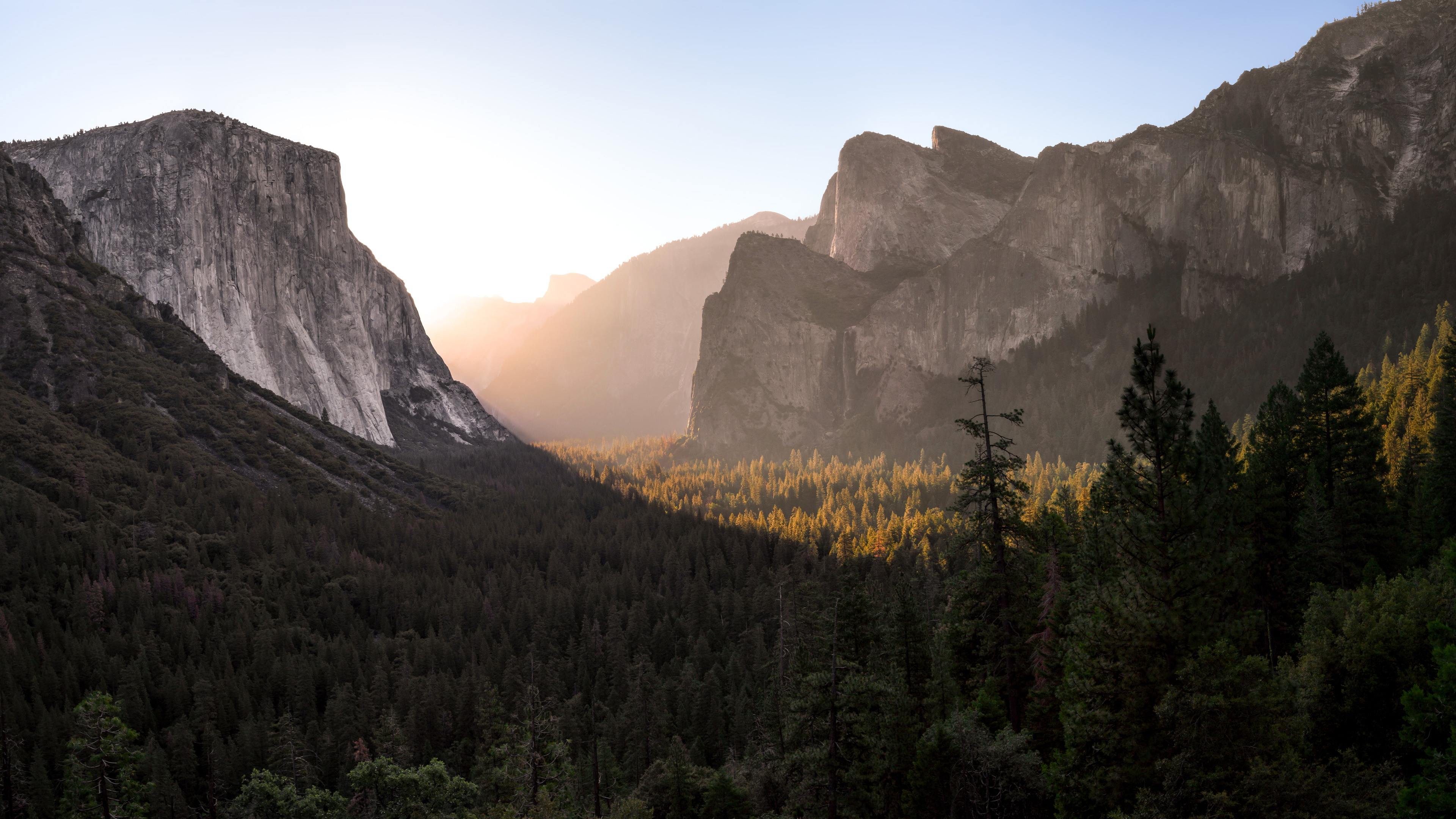 Yosemite valley 4k hd nature 4k wallpapers images - Yosemite national park hd wallpaper ...