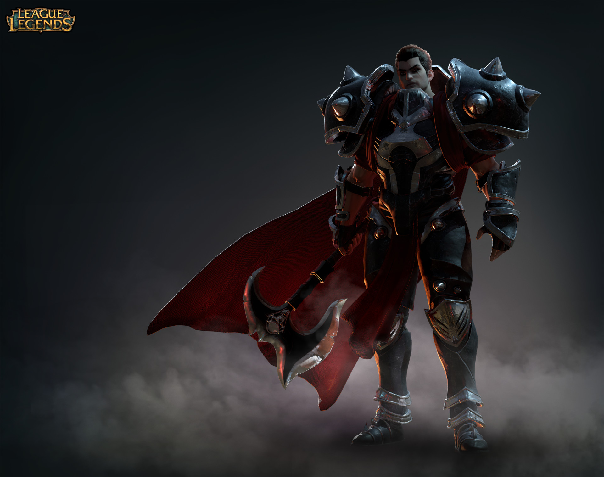 Young Darius League Of Legends Hd Games 4k Wallpapers Images