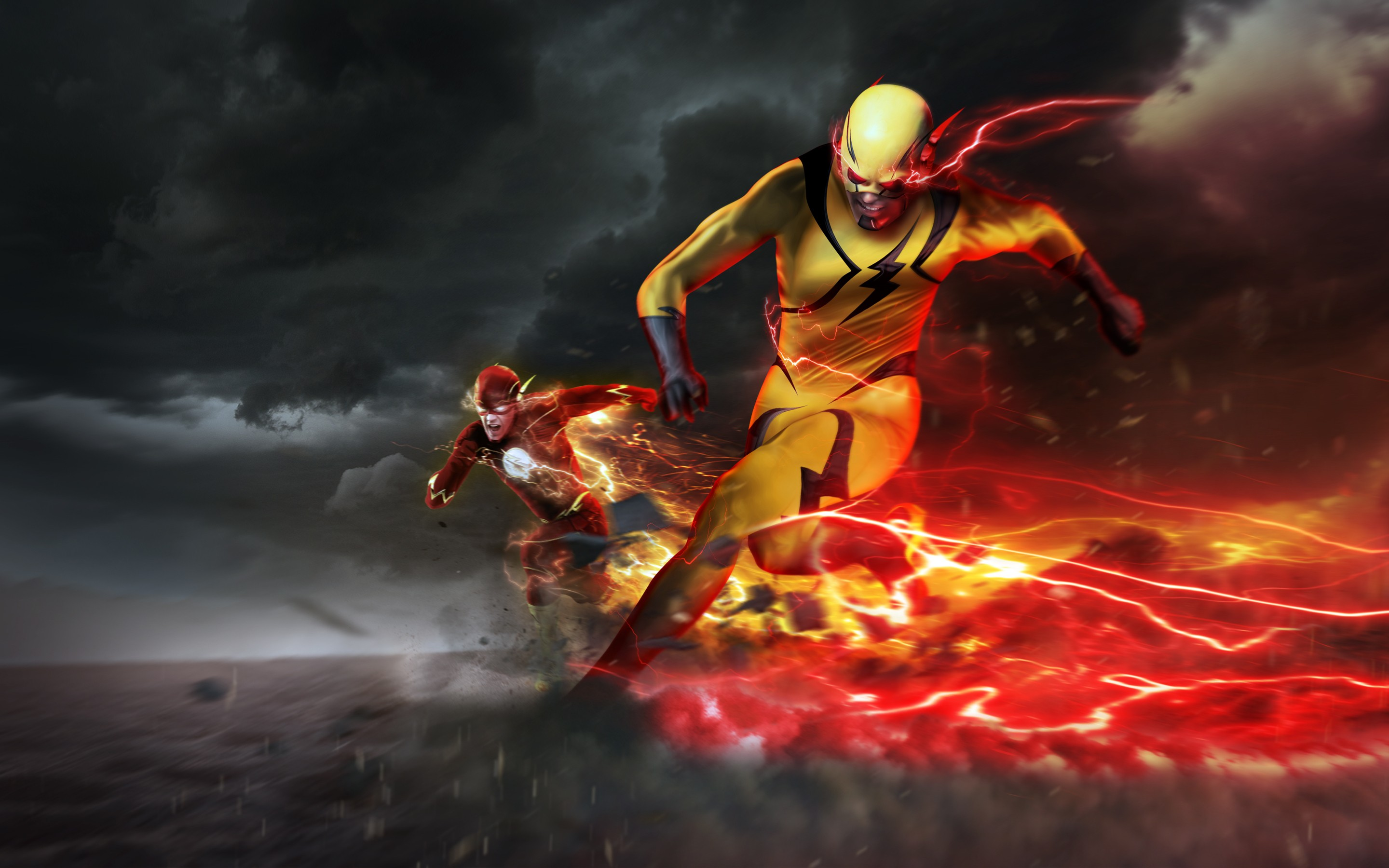 Zoom In Flash HD Tv Shows 4k Wallpapers Images Backgrounds