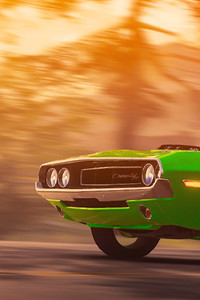 1080x1920 1970 Dodge Challenger RT From The Crew 2 Front