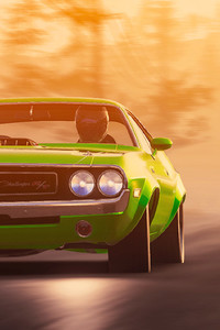 1080x1920 1970 Dodge Challenger RT From The Crew 2