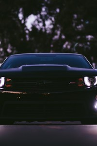 2016 Chevrolet Camaro Ss Lights