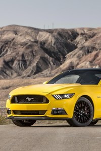 720x1280 2016 Ford Mustang GT