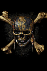 1280x2120 2017 Pirates of the Caribbean Dead Men Tell No Tales