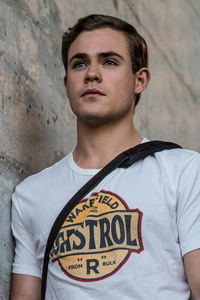 2017 Power Rangers Jason Dacre Montgomery